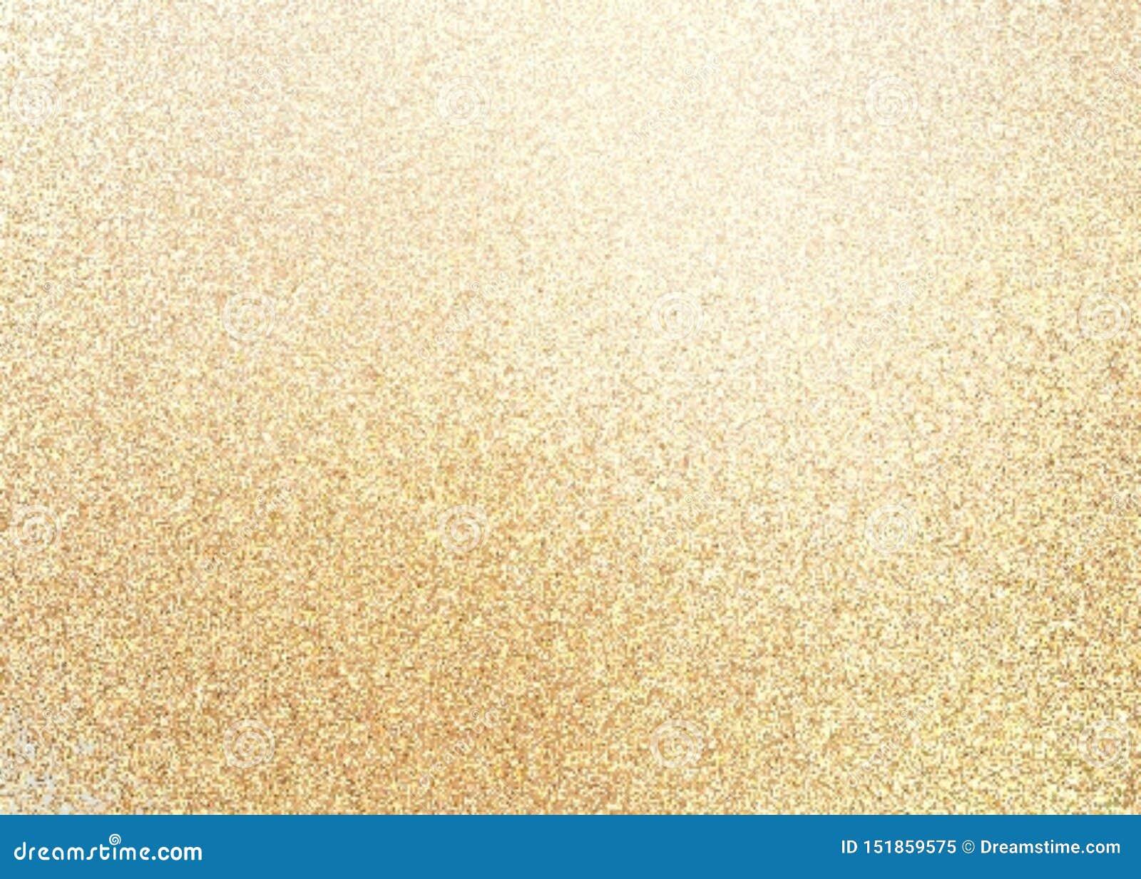 Shimmer piaska abstrakta złota tekstura
