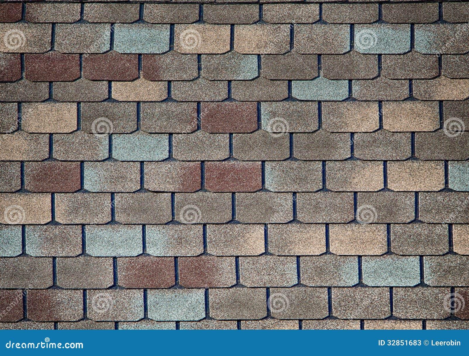 Shingle Roofing Stock Photos Image 32851683