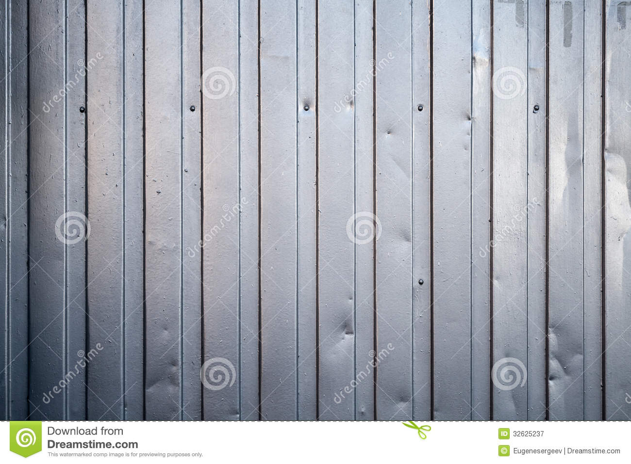 background fence metal