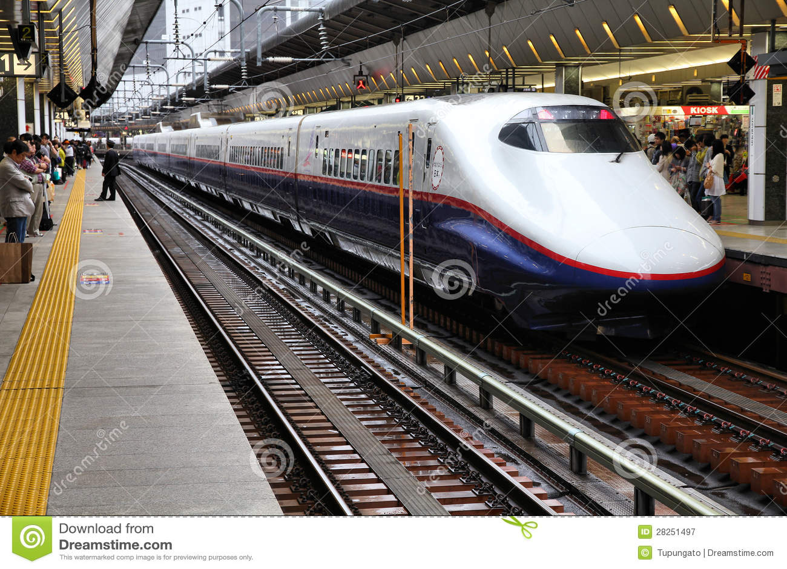 Shinkansen στην Ιαπωνία
