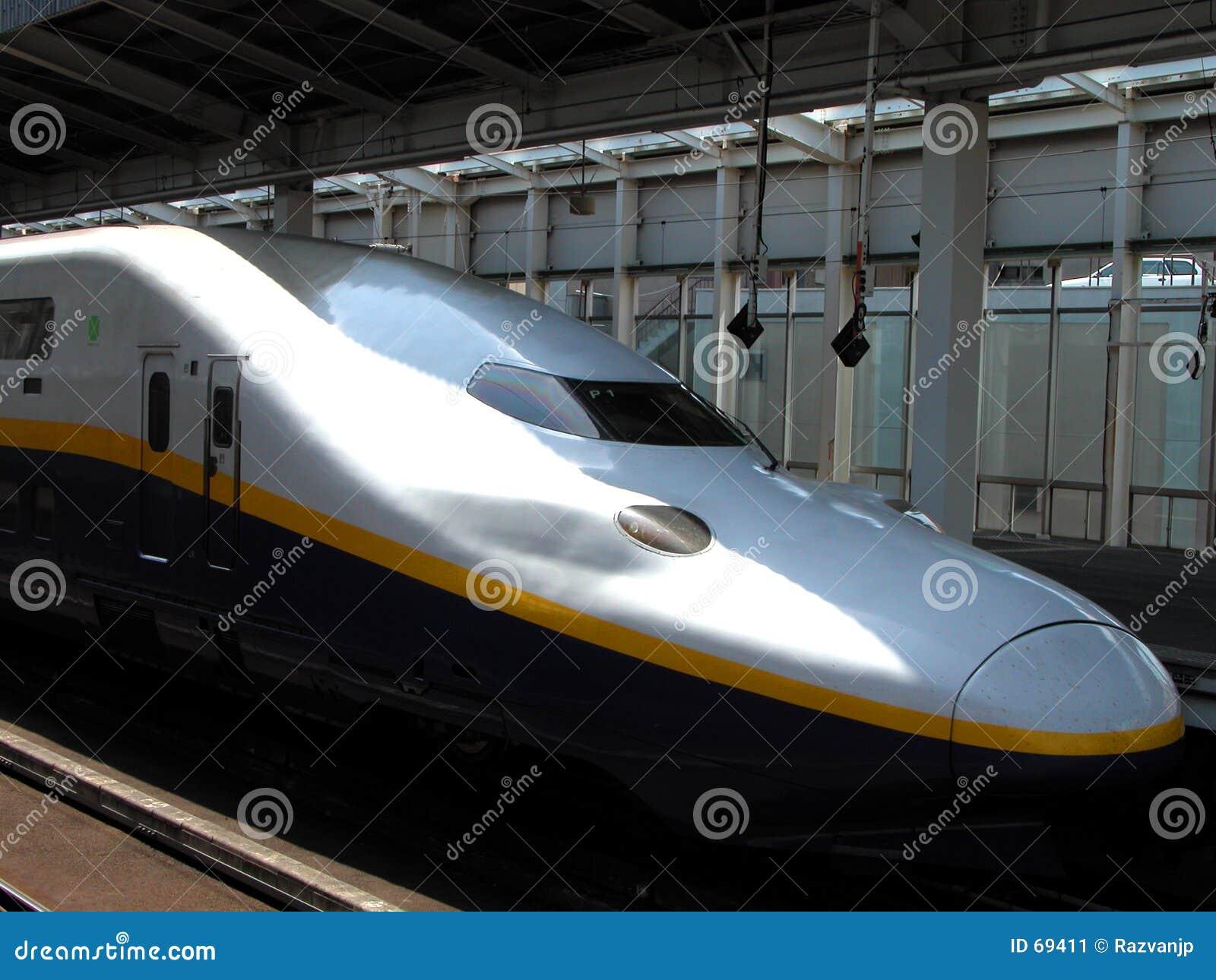 Shinkansen-E4 maximum