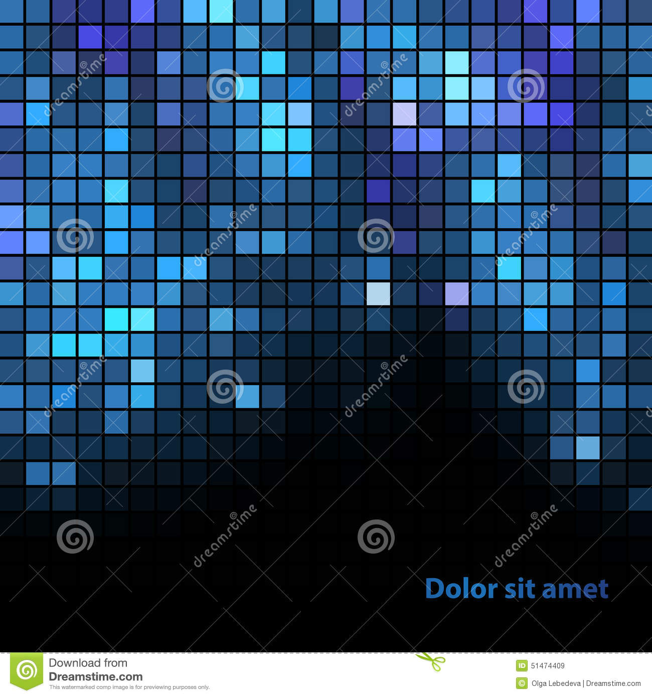 Shiny background with sequins stock vector illustration of shiny background with sequins template for your design can be used for business cards presentations banners colourmoves