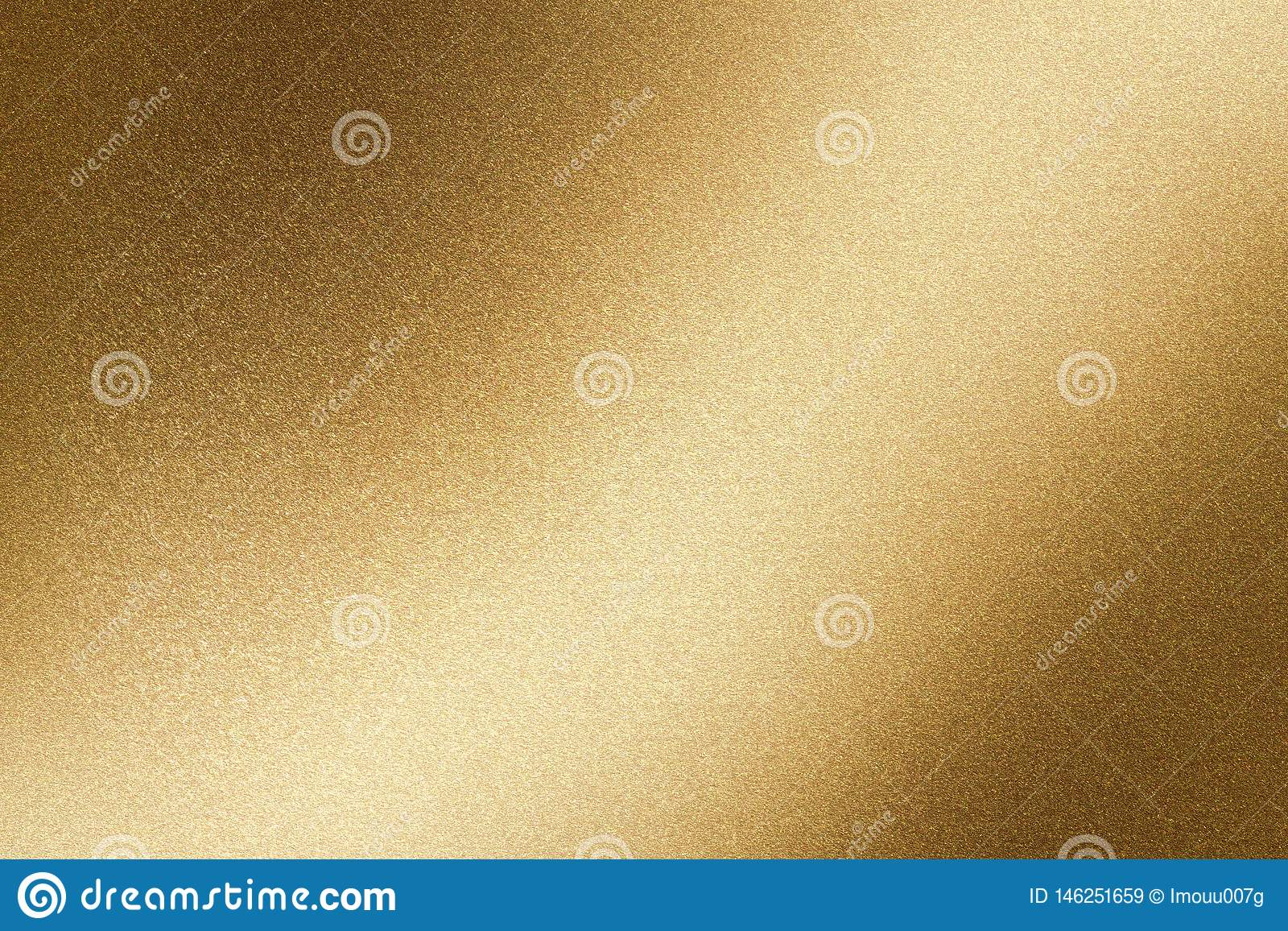 Shiny brown steel wall, abstract texture background