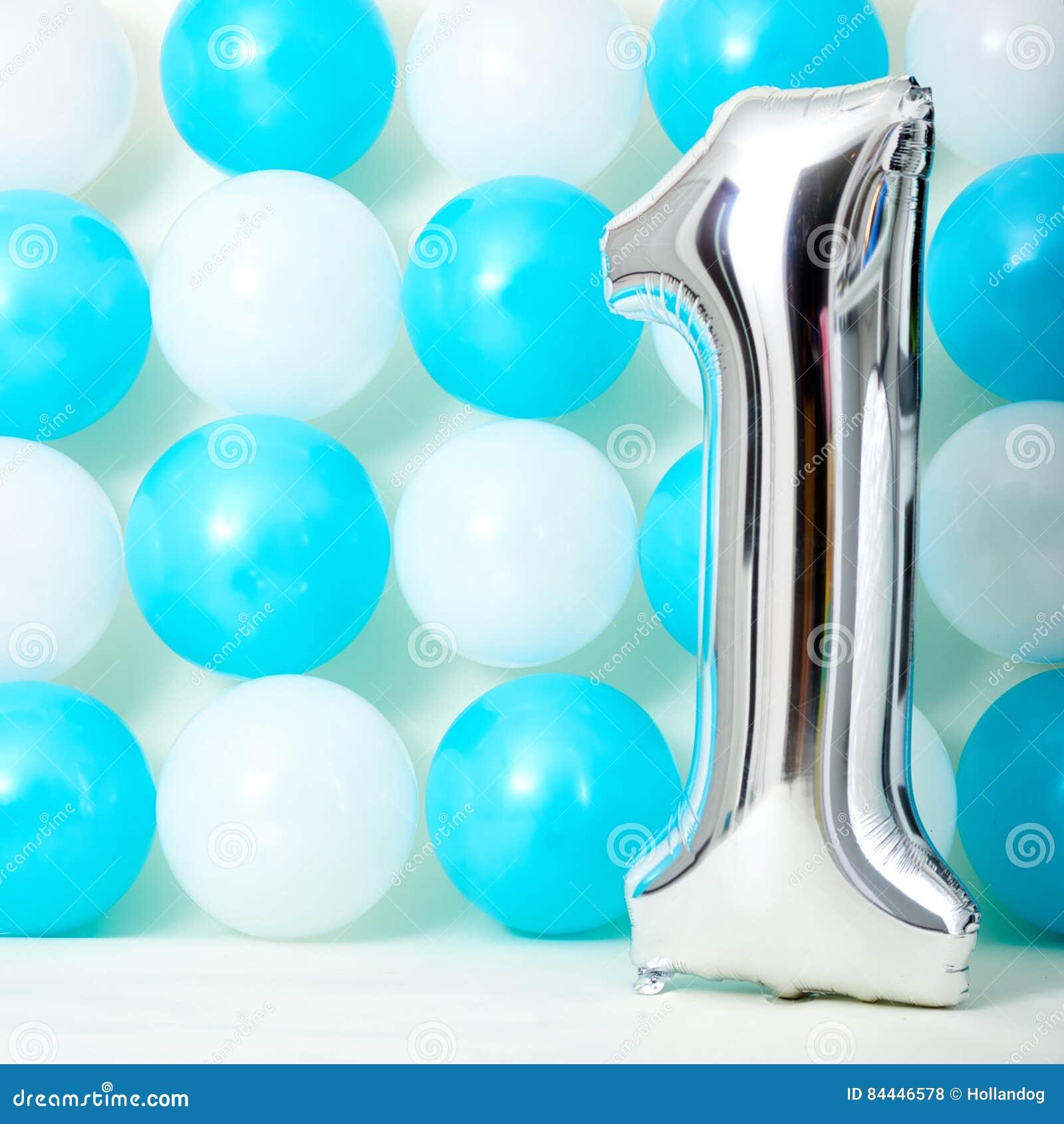 Shiny first birthday