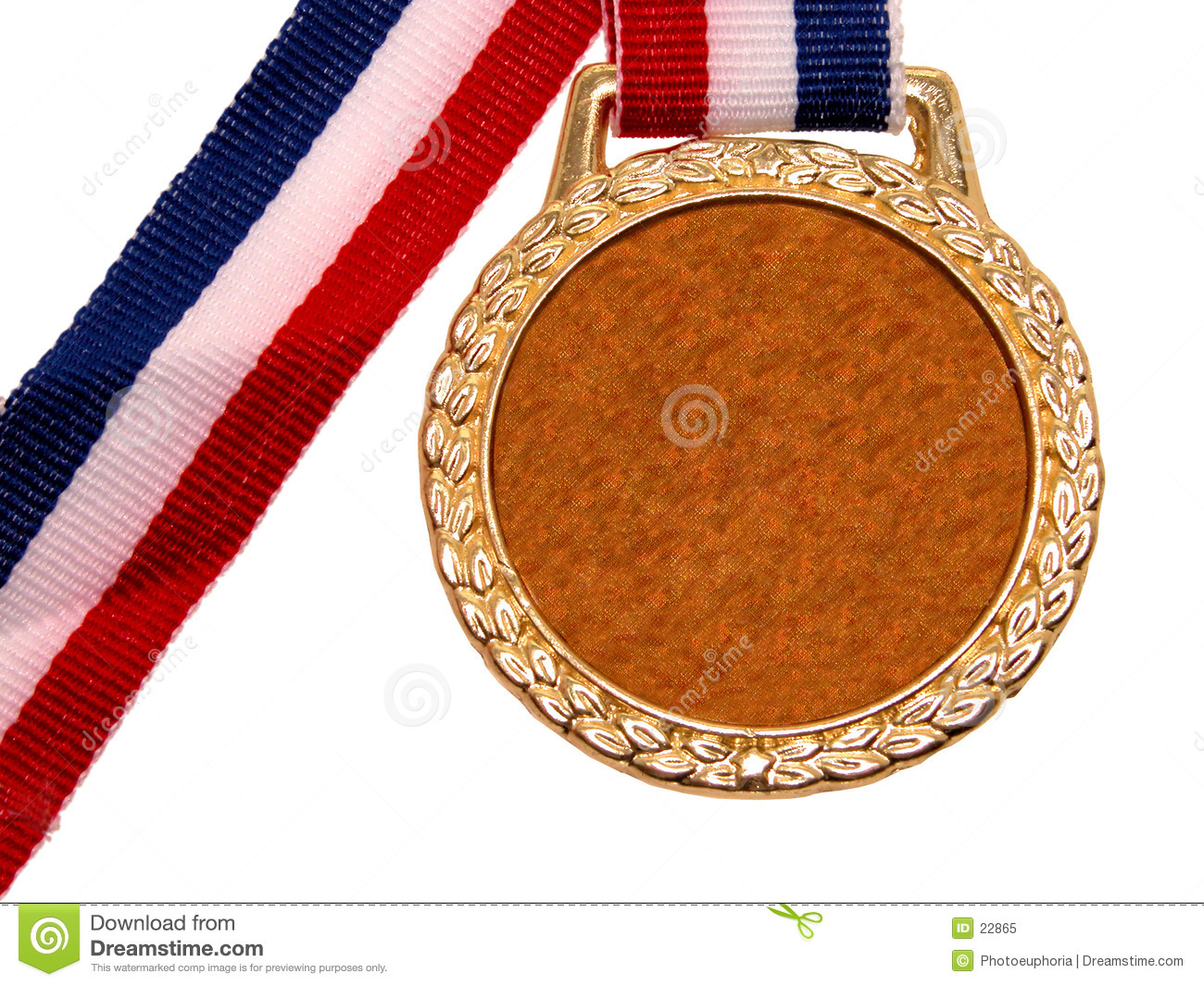 Shiny Gold Medal (1 of 2)