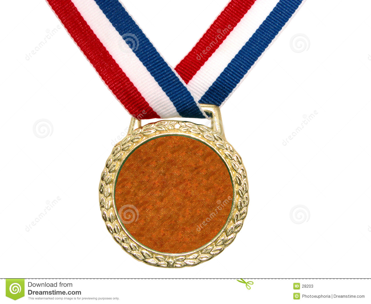 Shiny Gold Medal (2 of 2)