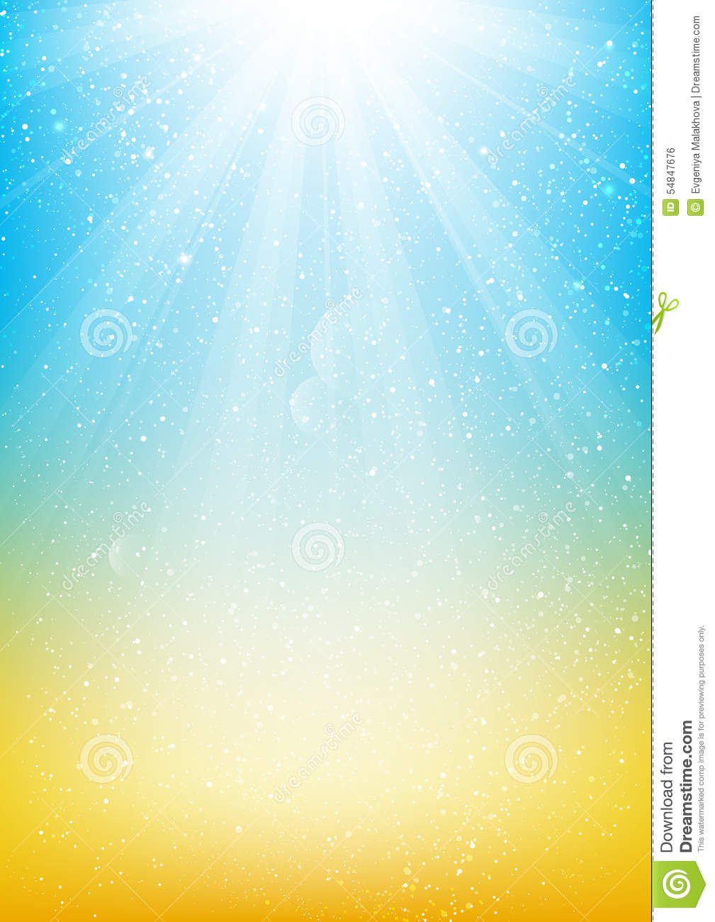 Shiny Light Background For Your Design Stock Vector ...