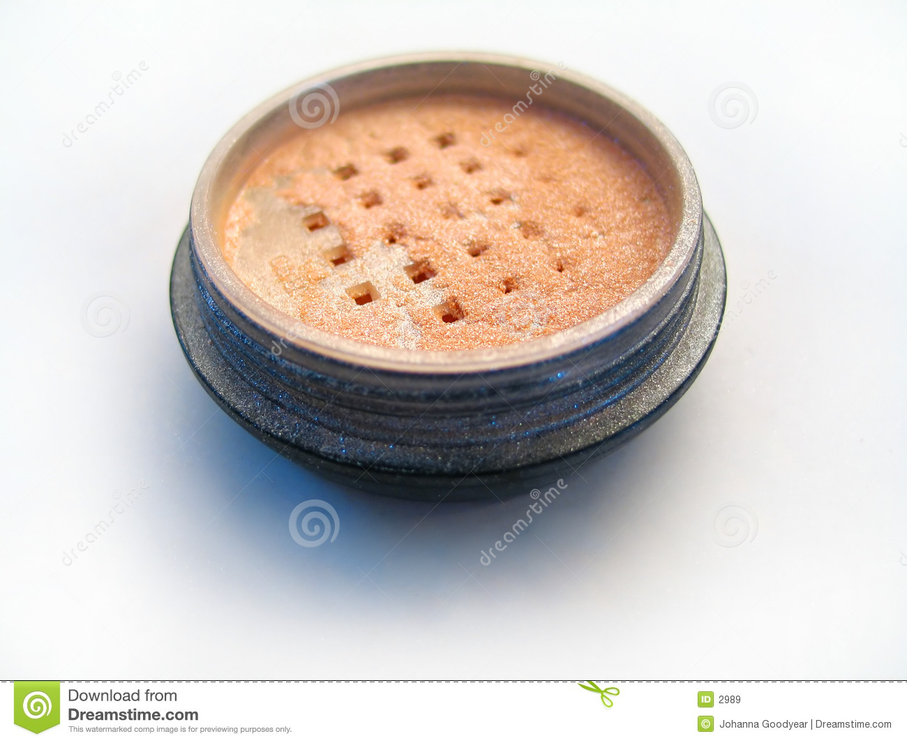 Shiny Makeup Powder