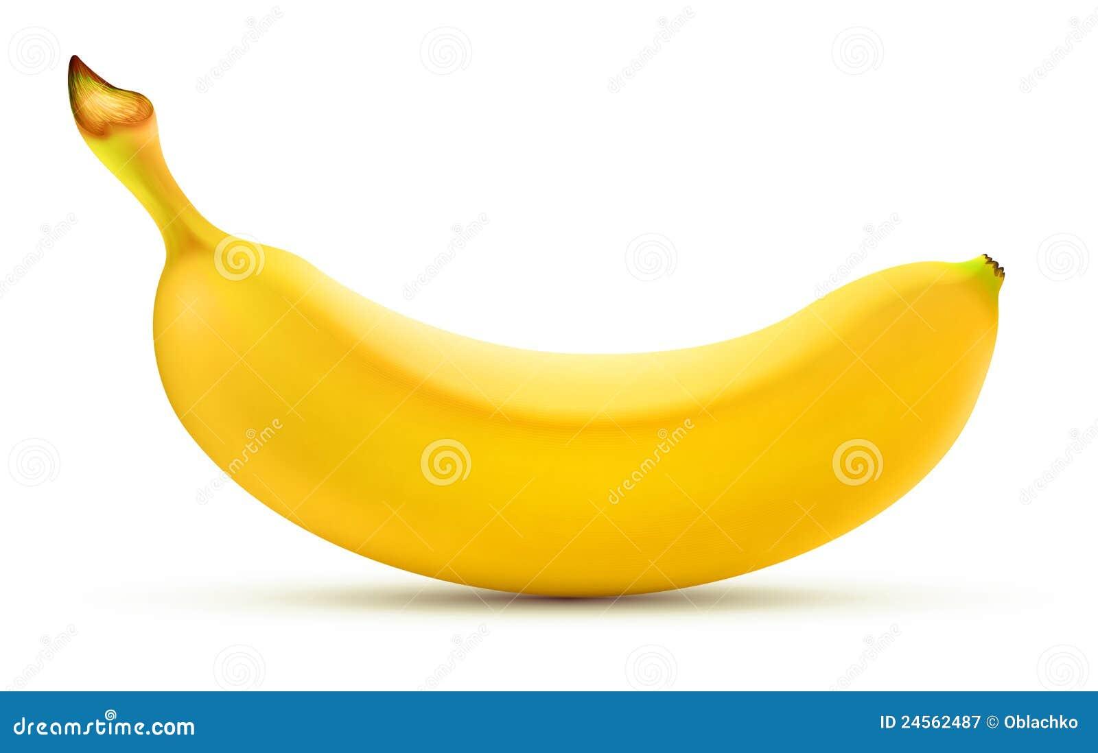 shiny yellow banana royalty free stock photography image red crayon clipart Brown Crayon Clip Art