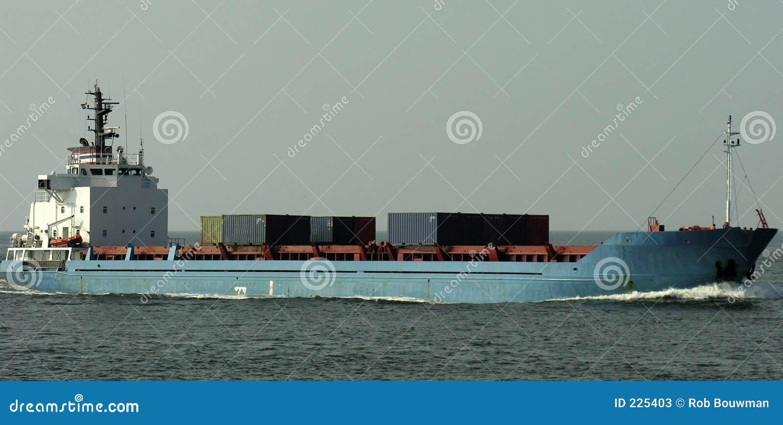 Download Ship stock image. Image of blue, mast, slow, work, petrol - 225403