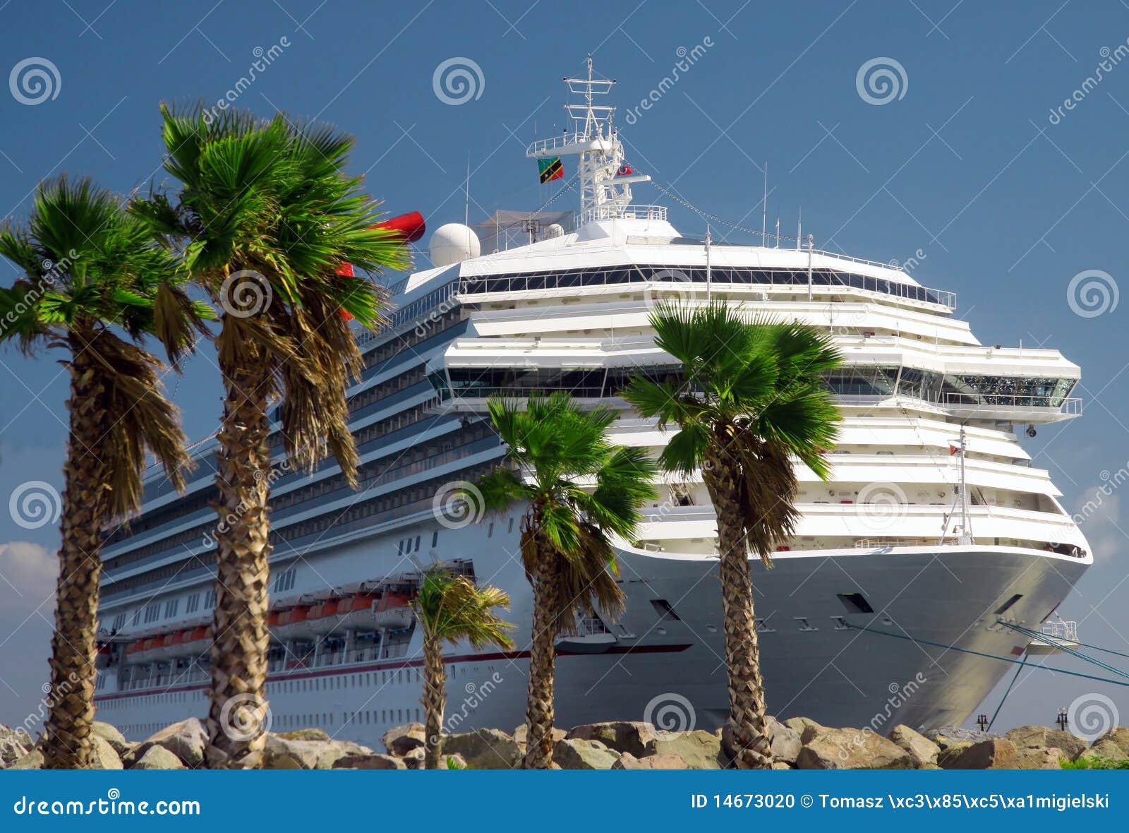Ship för fartygkryssningnöje
