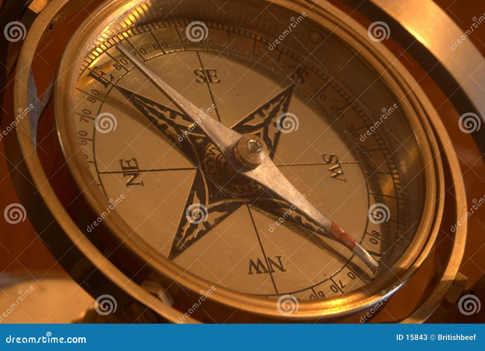 Ship för kompass s