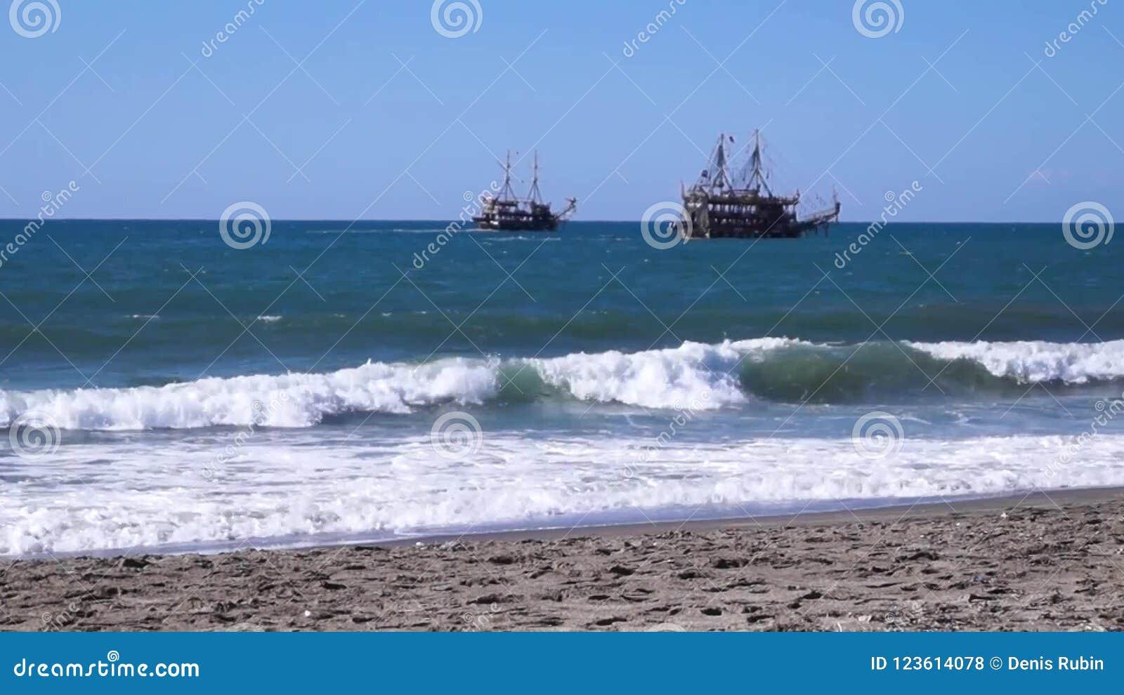 How Ship Floats On Sea