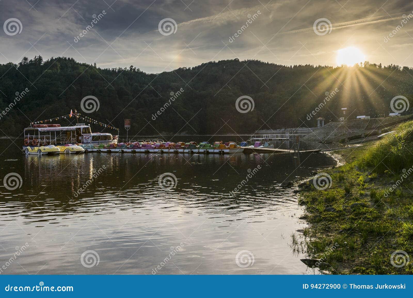 Ship på laken