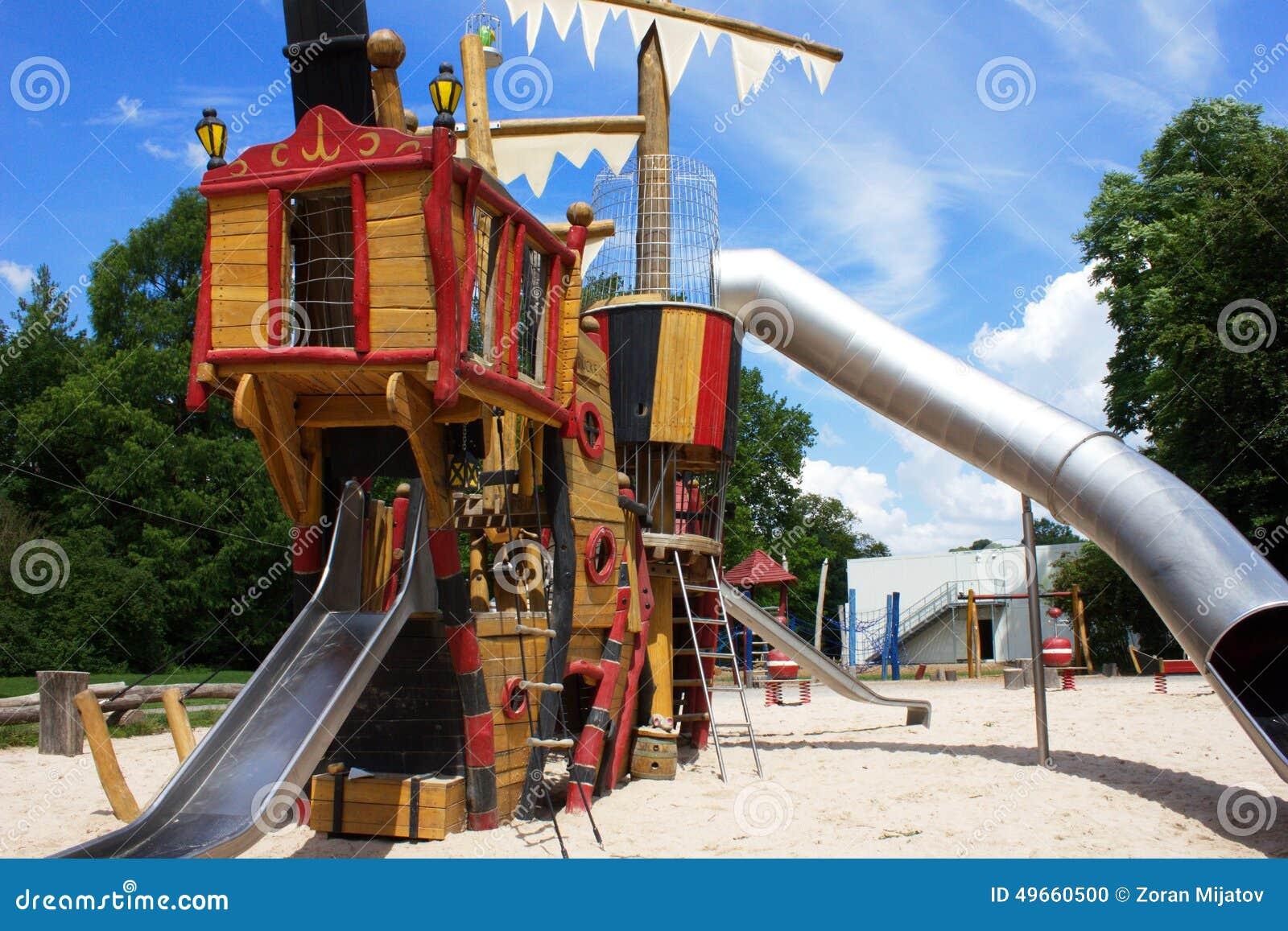 Ship Playground