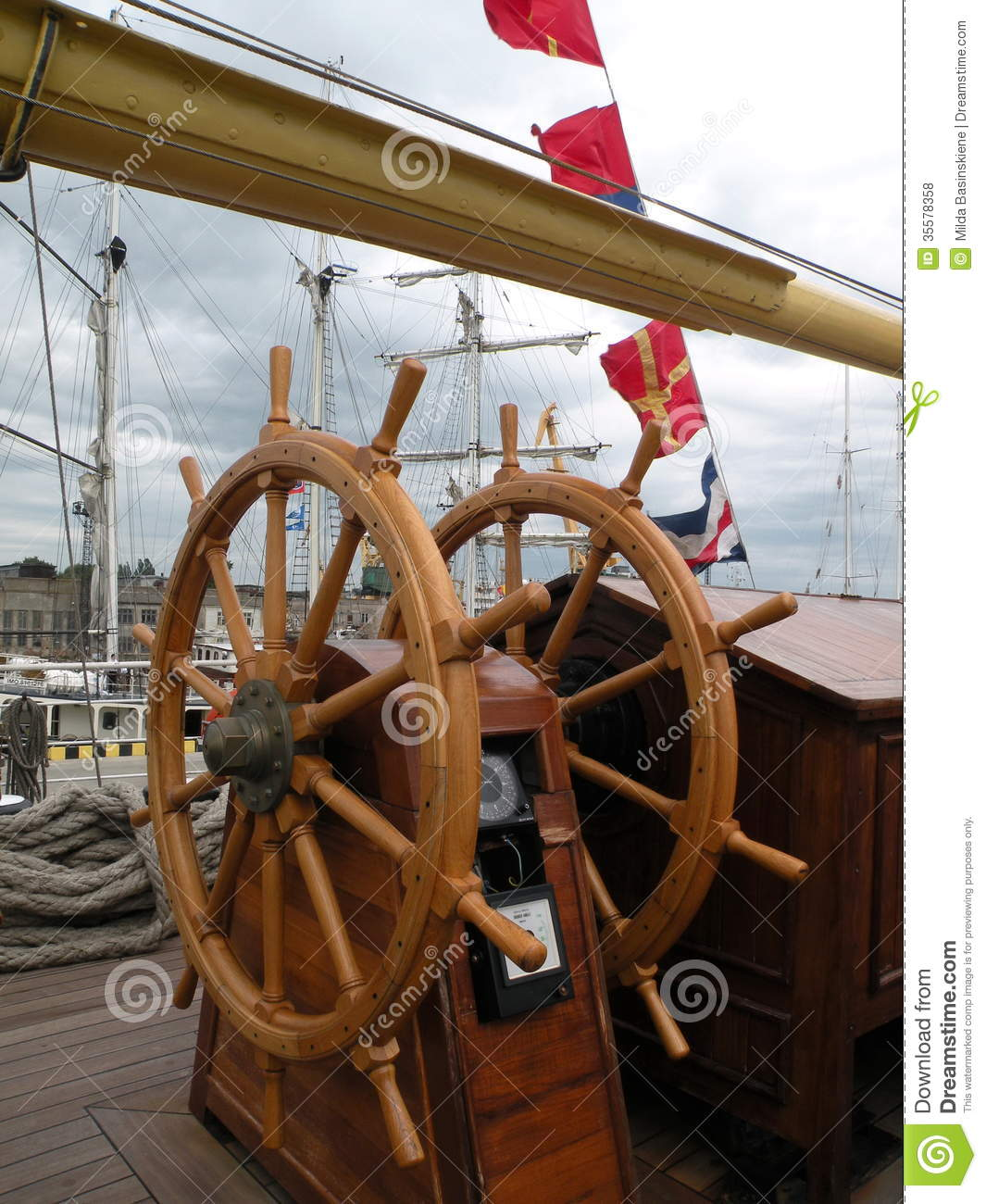 Ship rudder stock photo. Image of natural, view, festive - 35578358