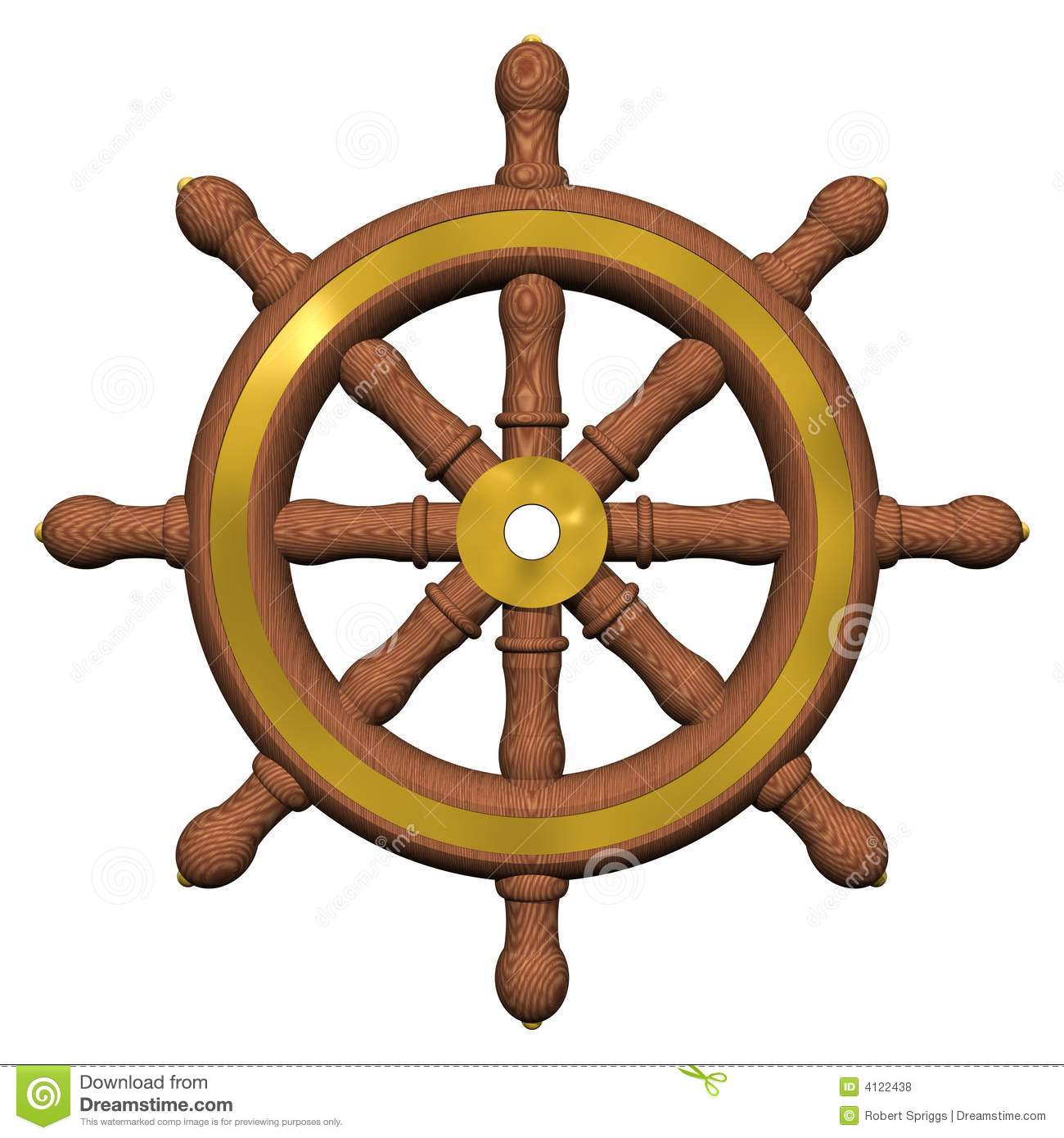 clipart ship steering wheel - photo #37