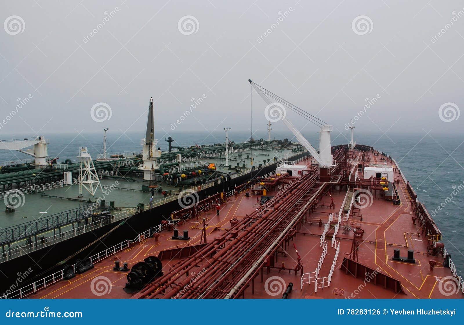 Ship To Ship Operation