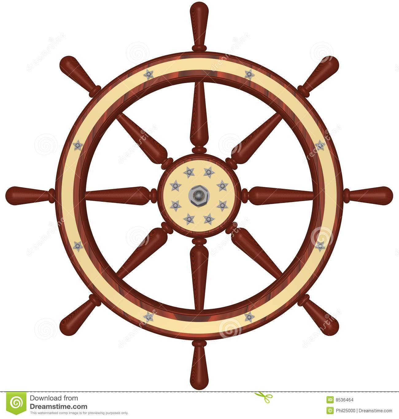 clipart ship steering wheel - photo #31