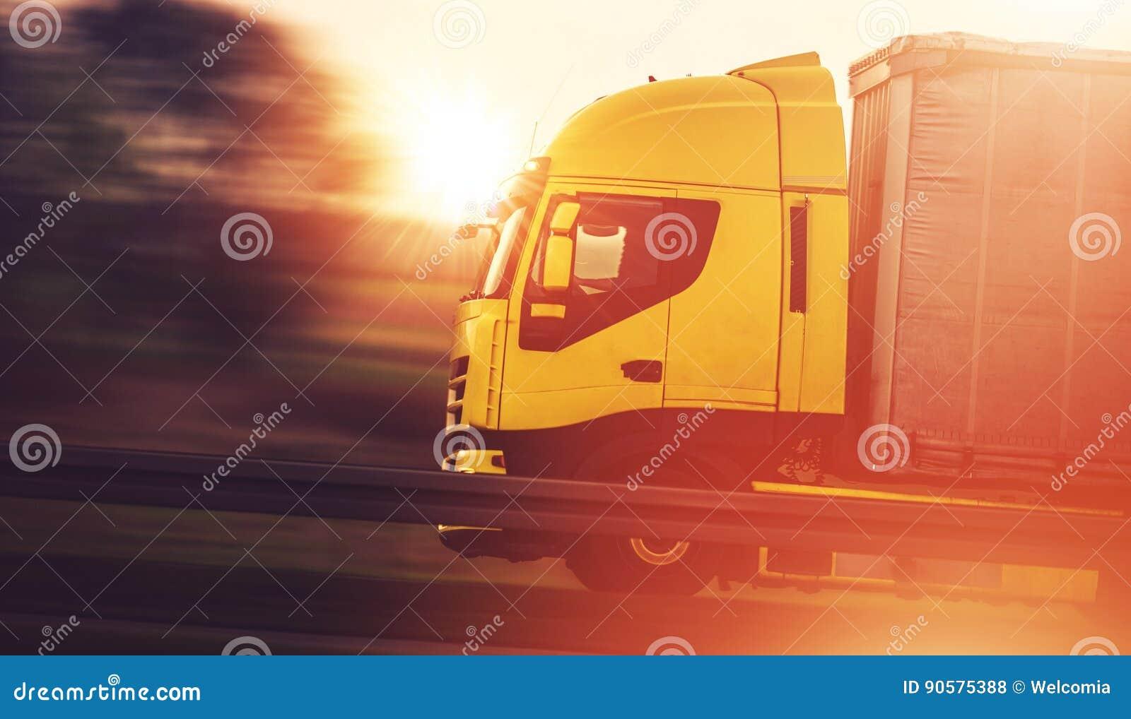 Shipment Transport by Truck
