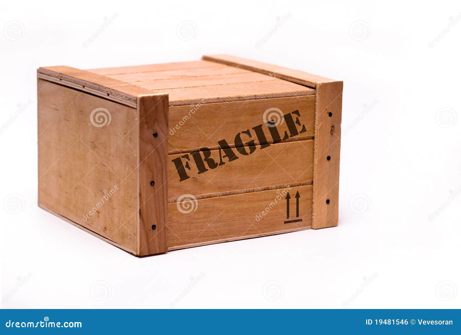 Shipping Box Stock Photo Image Of Mail Ship Timber