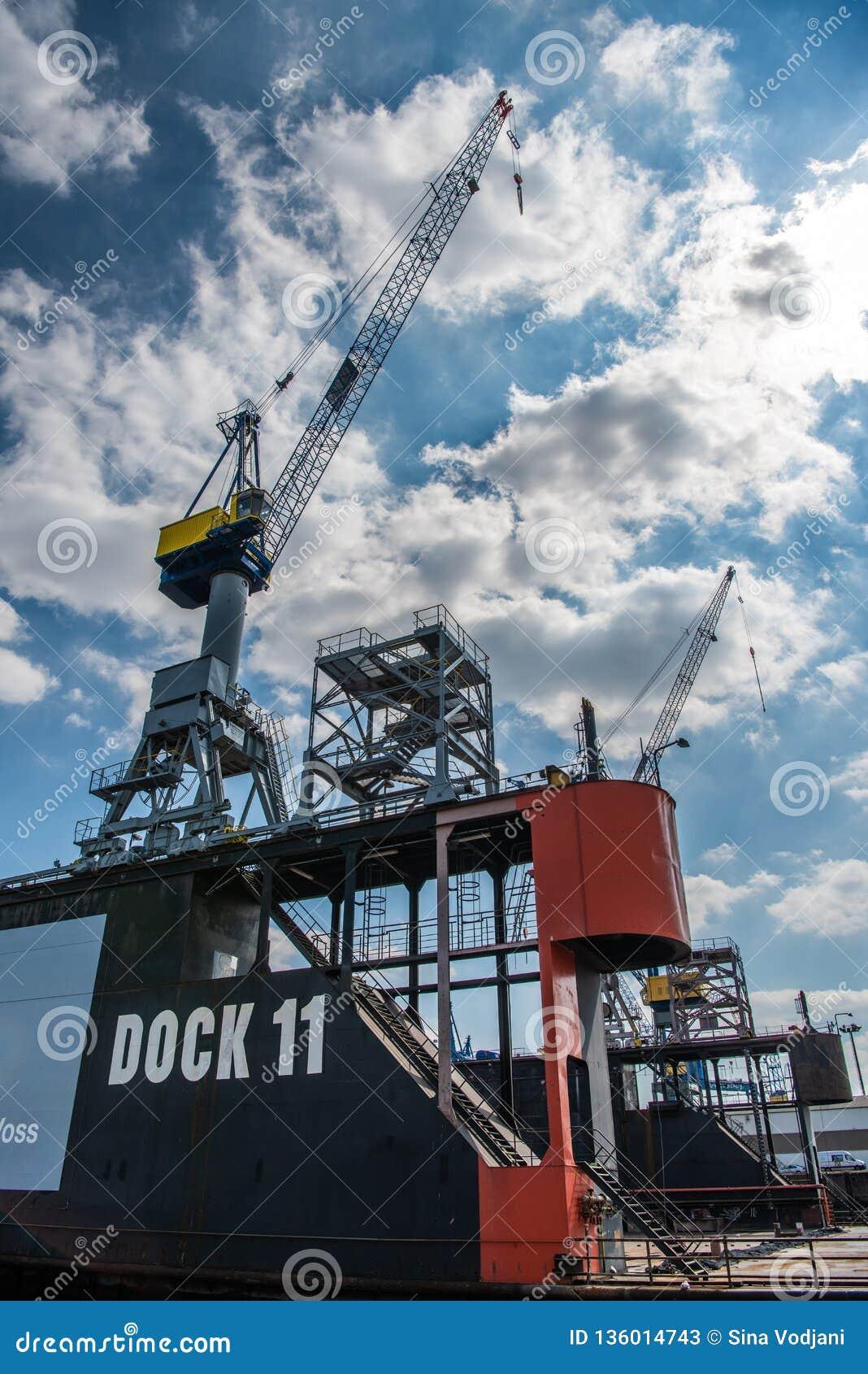 Dock 10 hamburg