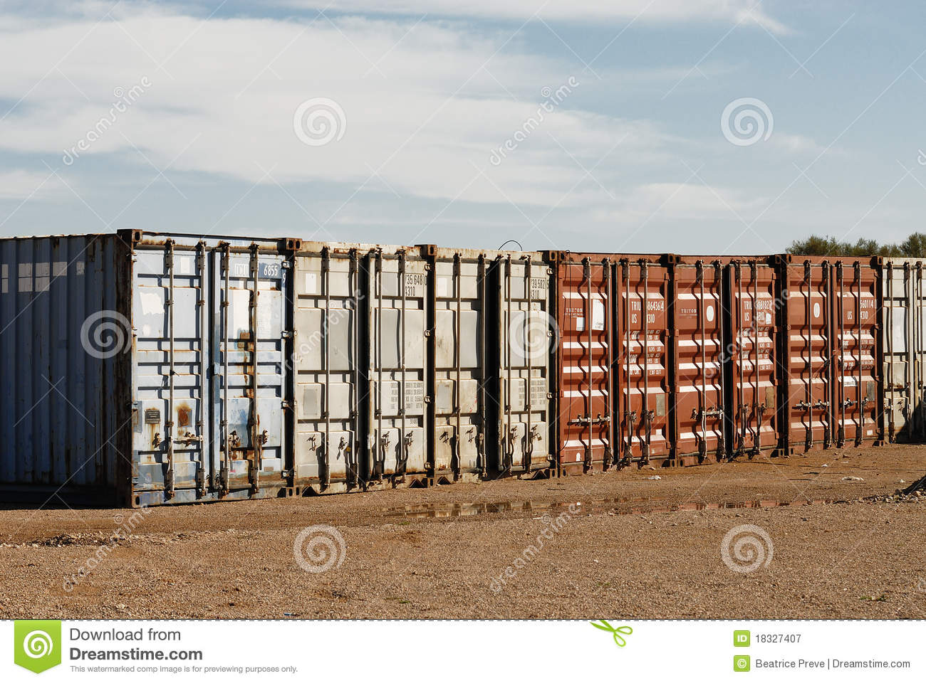 Export Shipping Containers 1300 x 960