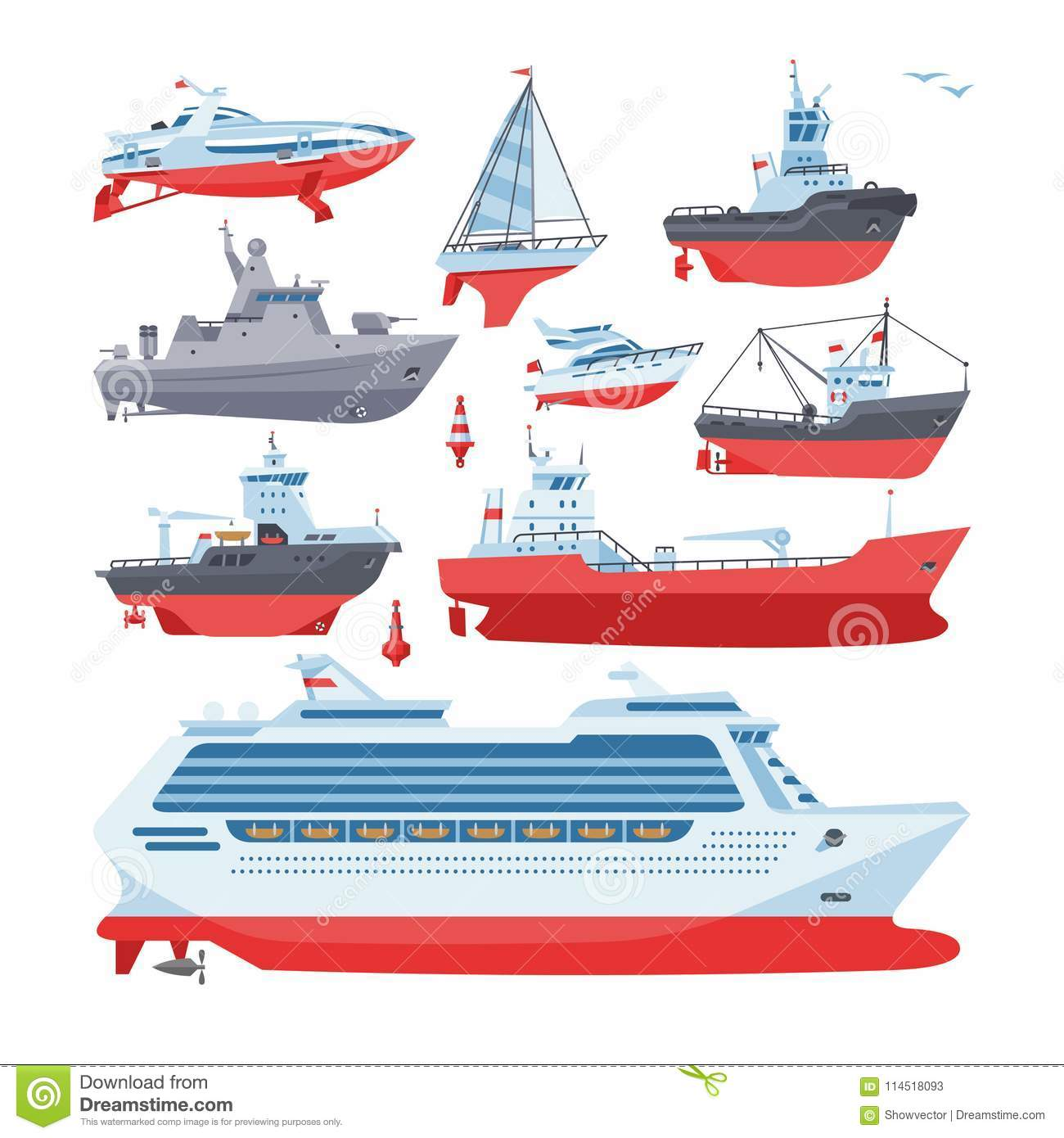 Boats adapted to the open sea for coastal shipping High quality JPG,300dpi.instant download Sea ship silhouettes SVG trade and travelling