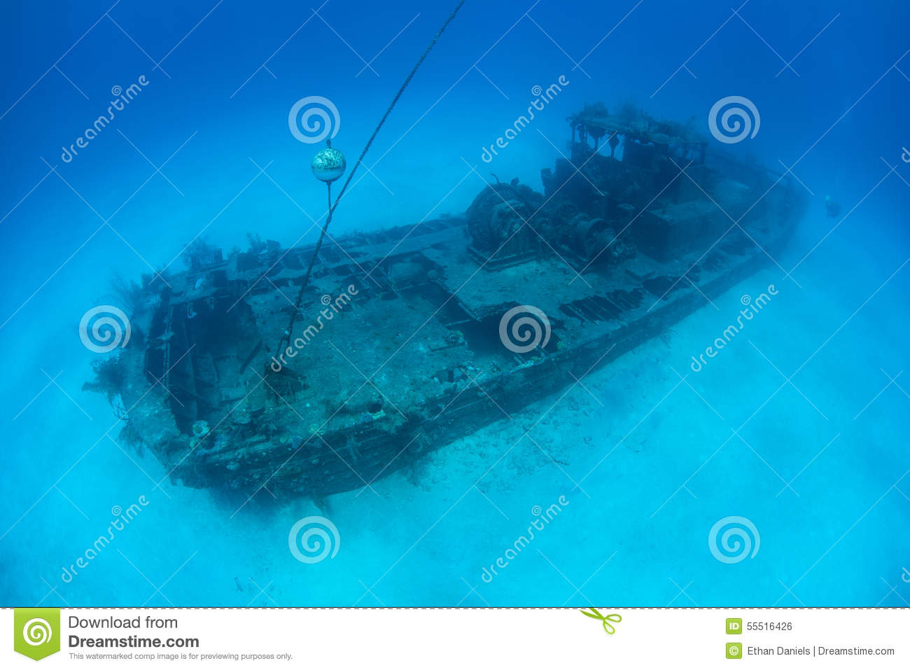 shipwreck in caribbean sea stock photo image 55516426 Dory Fish Clip Art clown fish clip art black and white