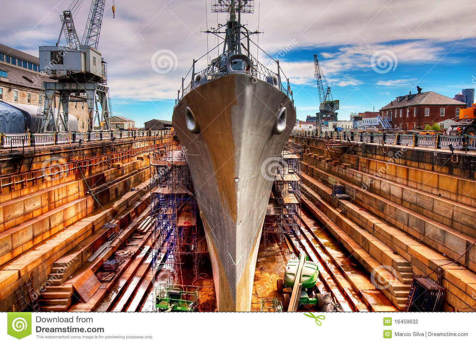 Shipyard business plan