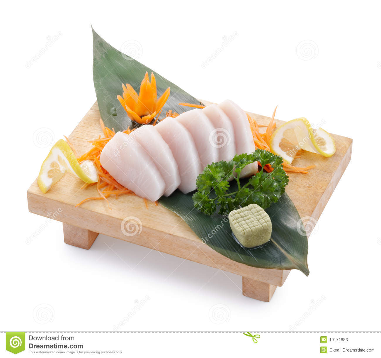 Image gallery shiro maguro for Sushi grade fish
