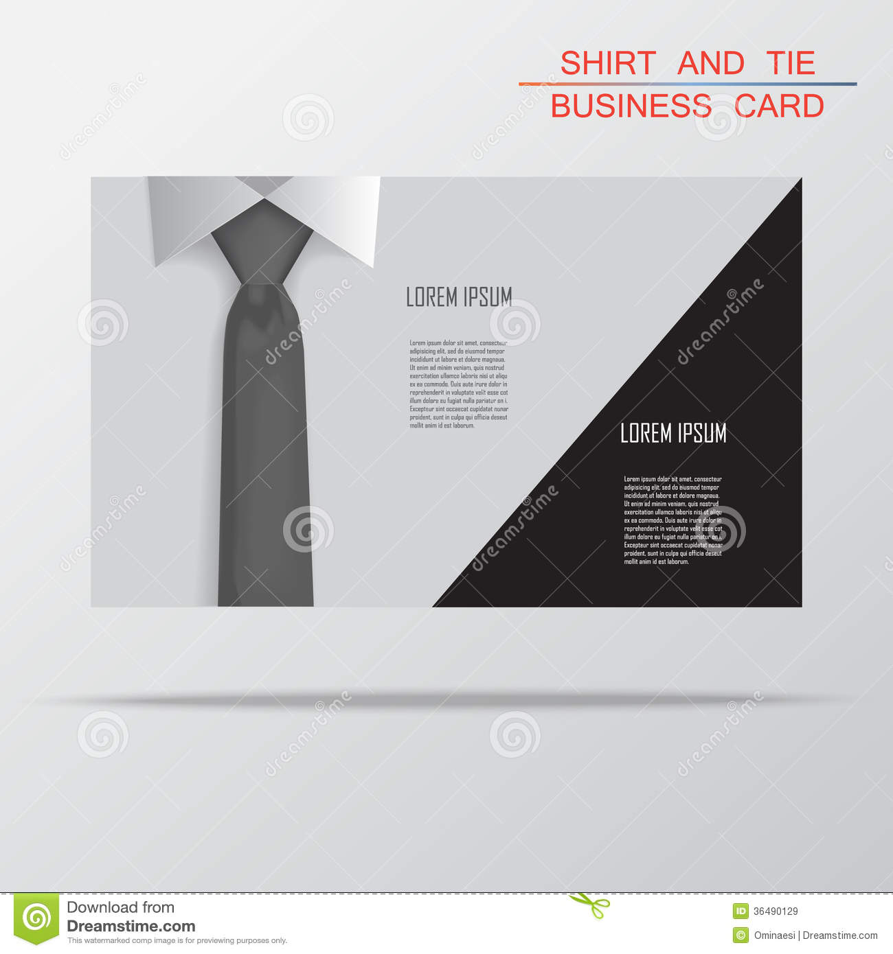 Shirt and tie business card bacground vector stock vector shirt and tie business card bacground vector stock vector illustration of fashion dress 36490129 colourmoves