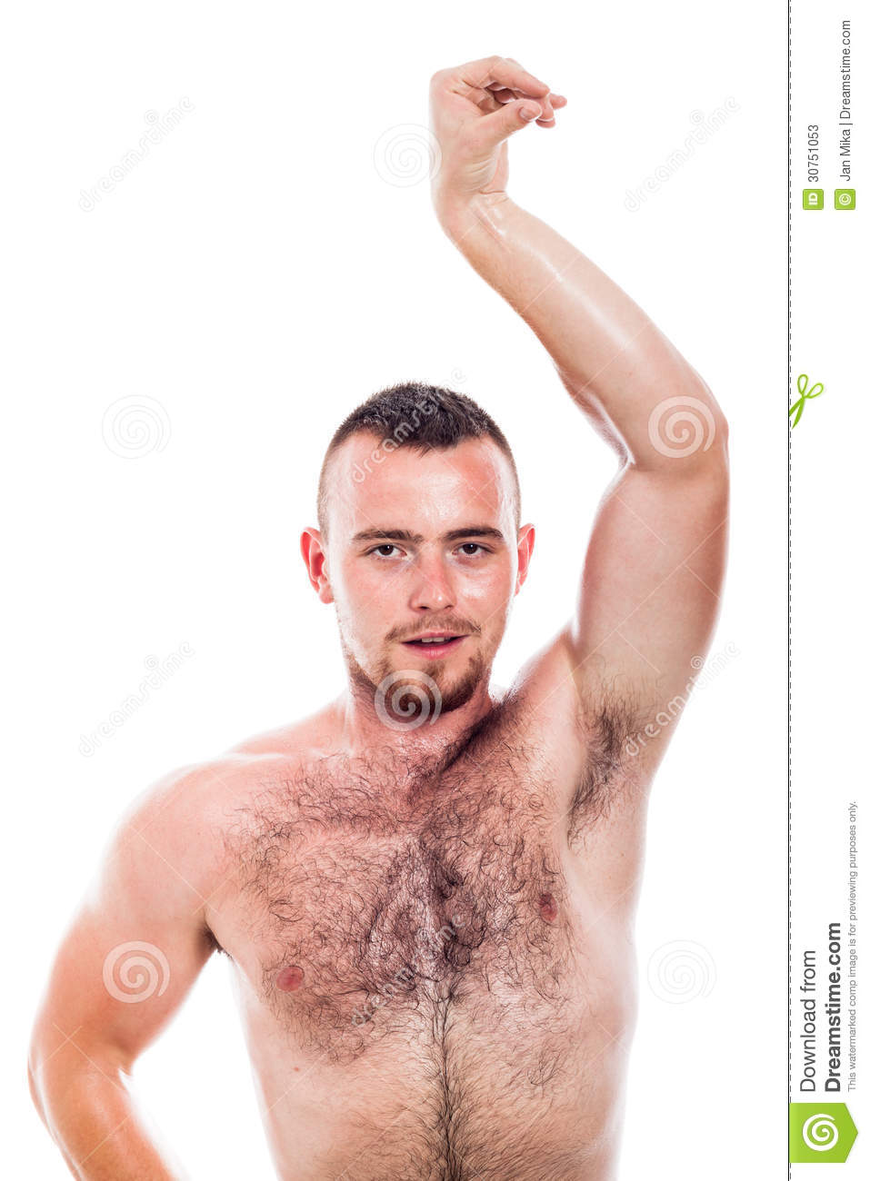 Hairy Men Thumbs 89