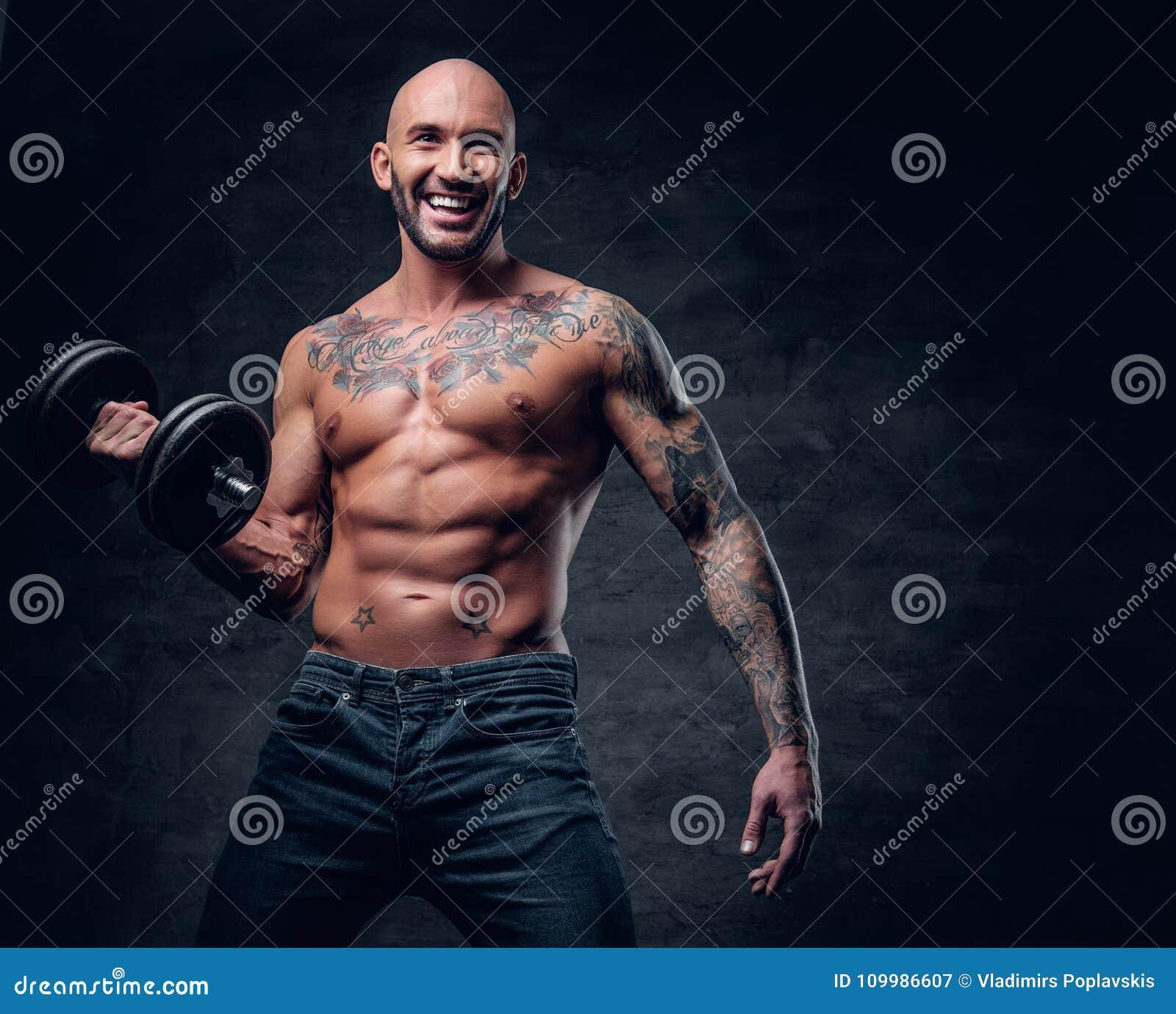 Nude hairy black guy