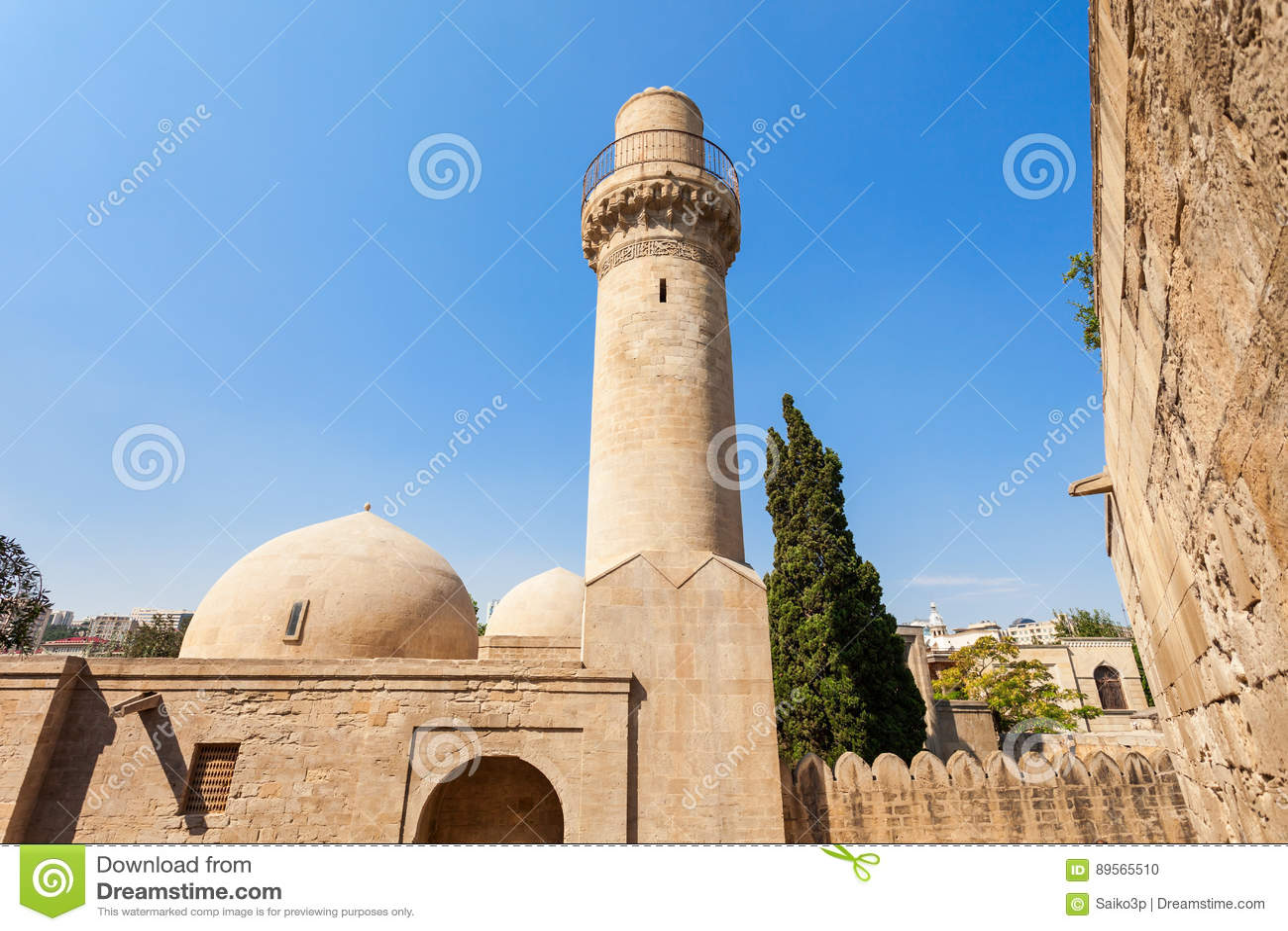 Shirvanshahs pałac w Baku
