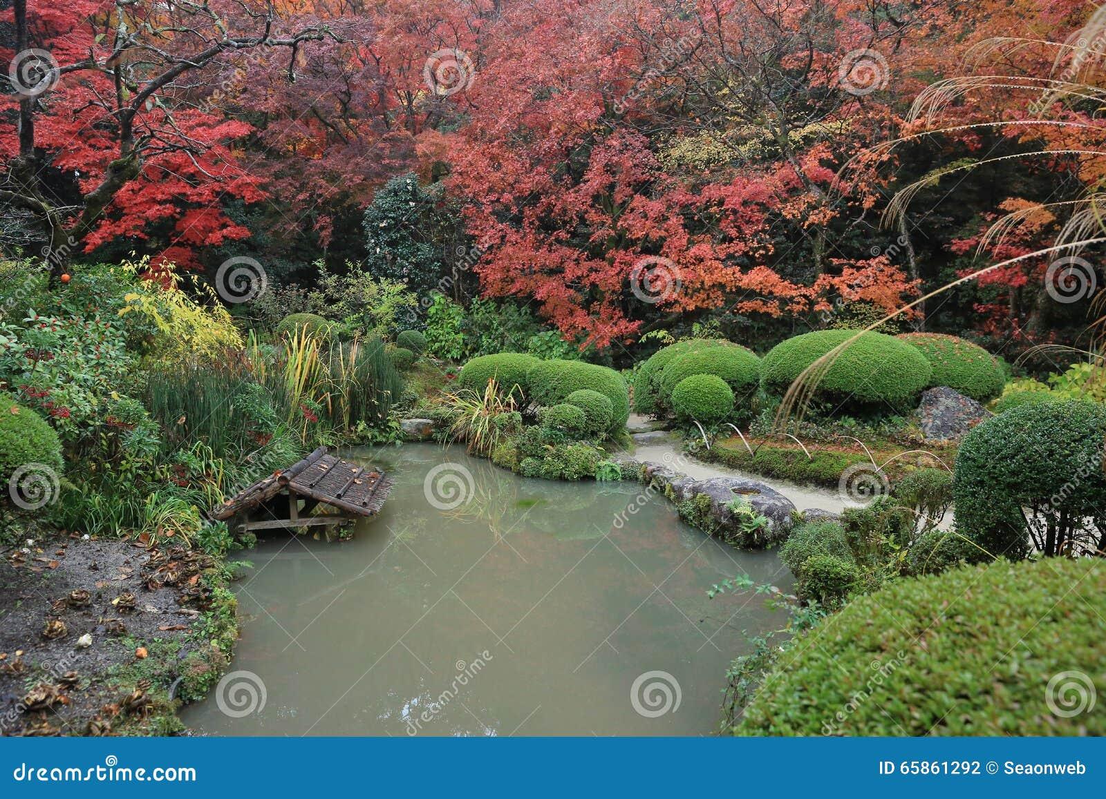 Shisen从事园艺秋季