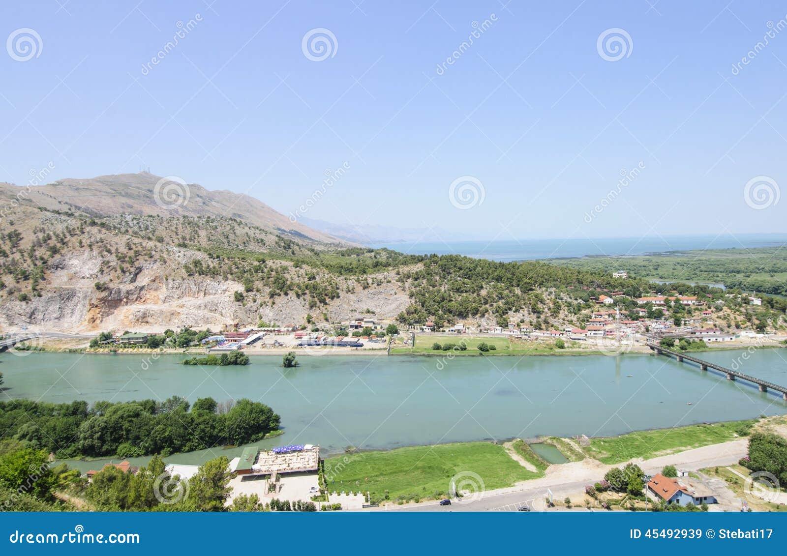 Shkoder阿尔巴尼亚欧洲城堡