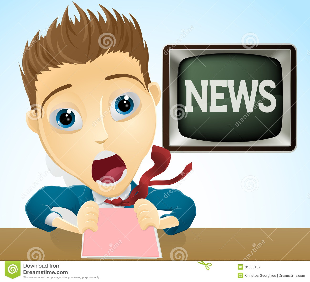 Television news and the internet essay