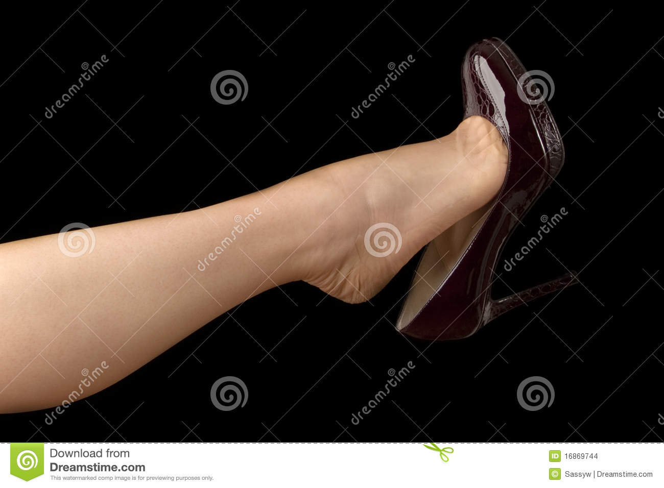 Shoe Danglers http://www.dreamstime.com/stock-images-shoe-dangling-image16869744
