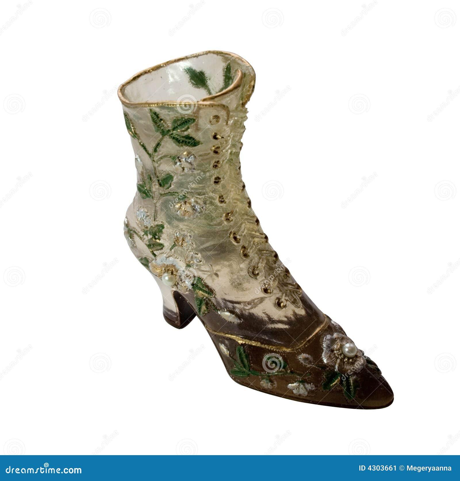 Shoe-Flowers (miniatures) Series