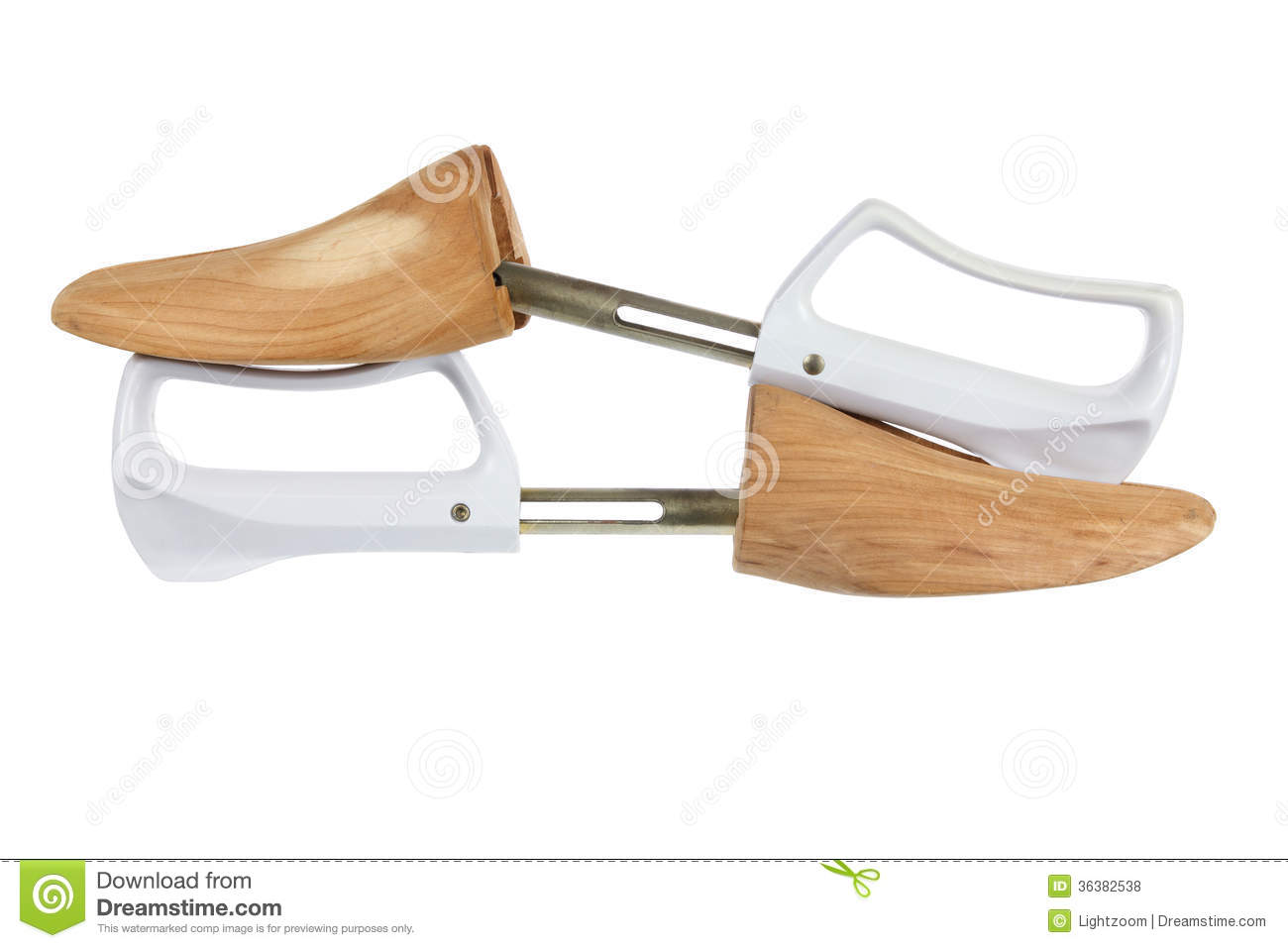 Royalty Free Stock Photos: Shoe Lasts
