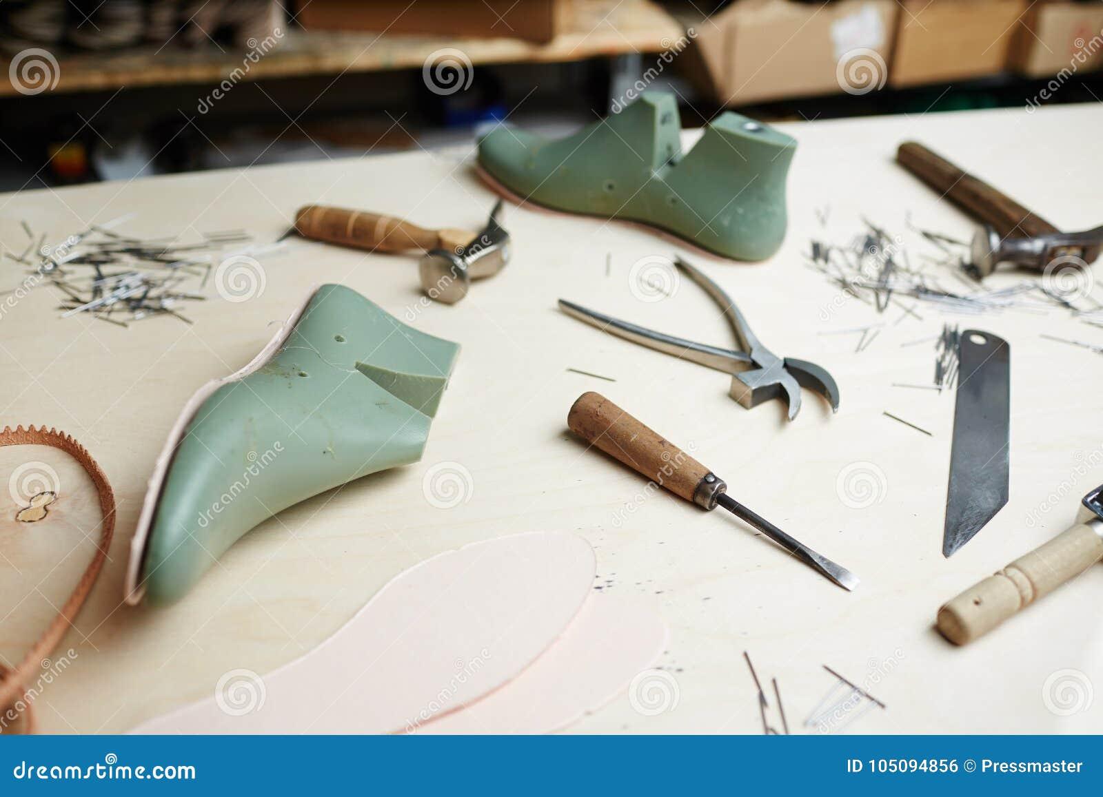 Shoemaking supplies