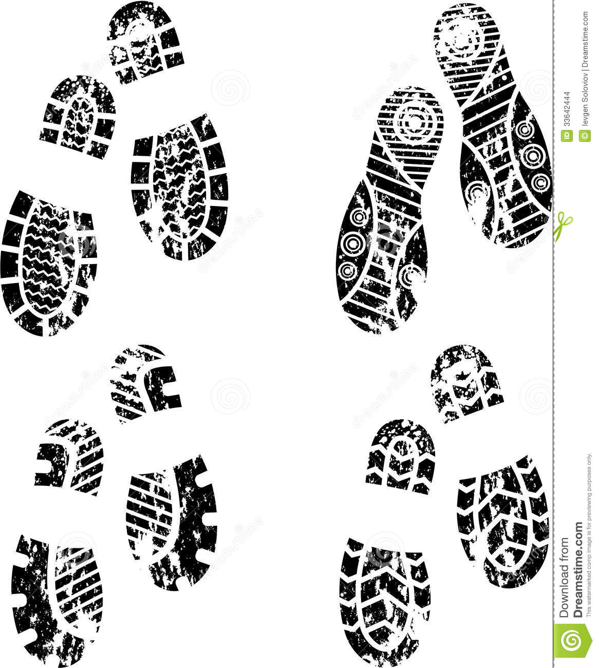 Shoes silhouette stock vector. Illustration of dirty ...