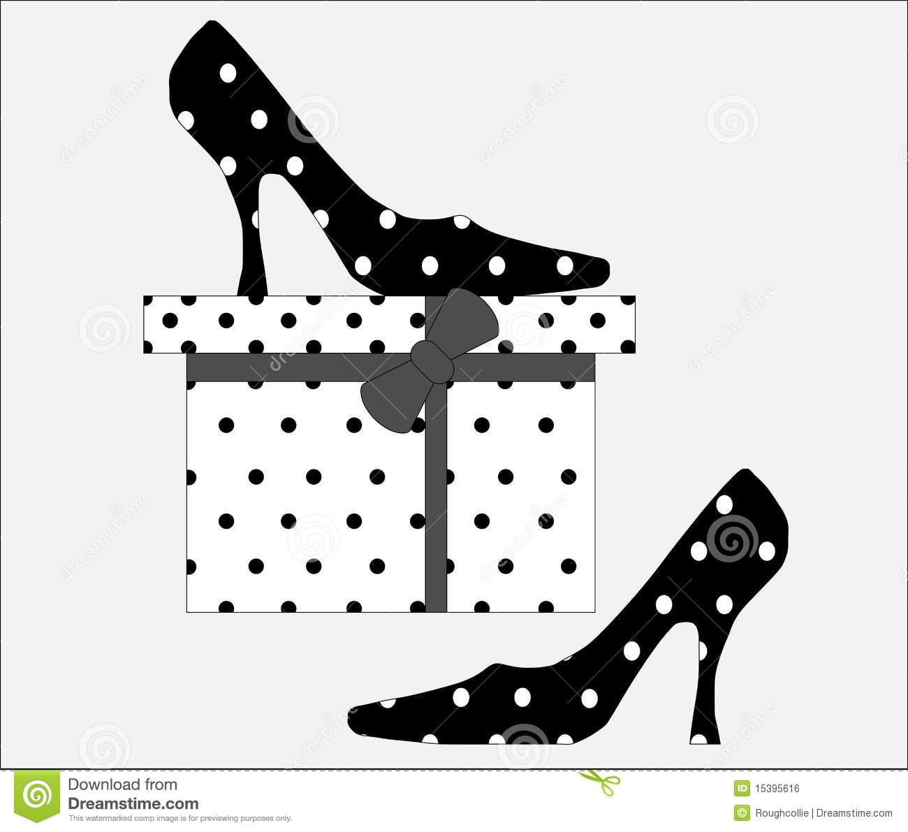 Shoes & Stylish Gift Box