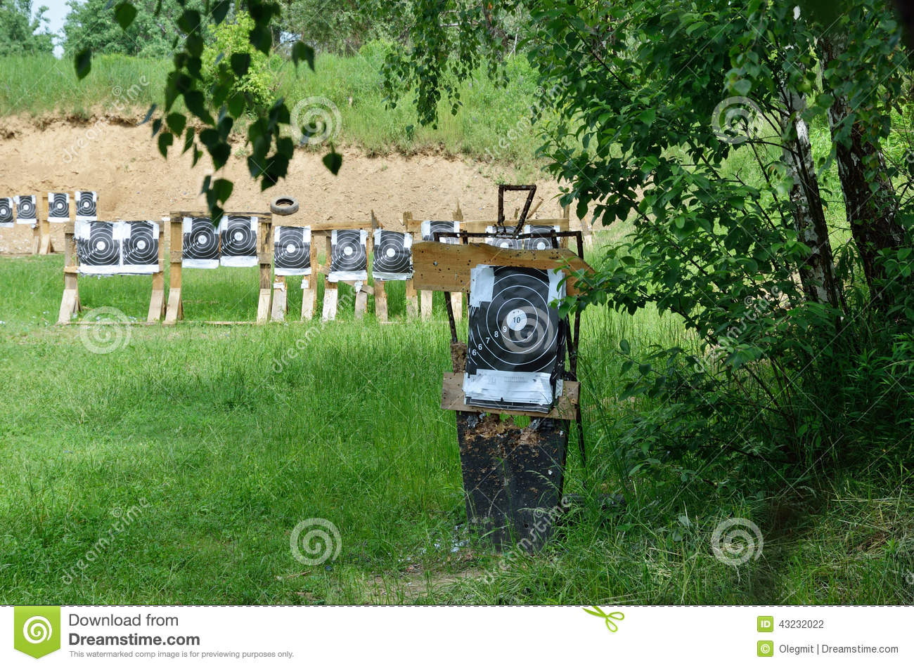 shooting range business plan