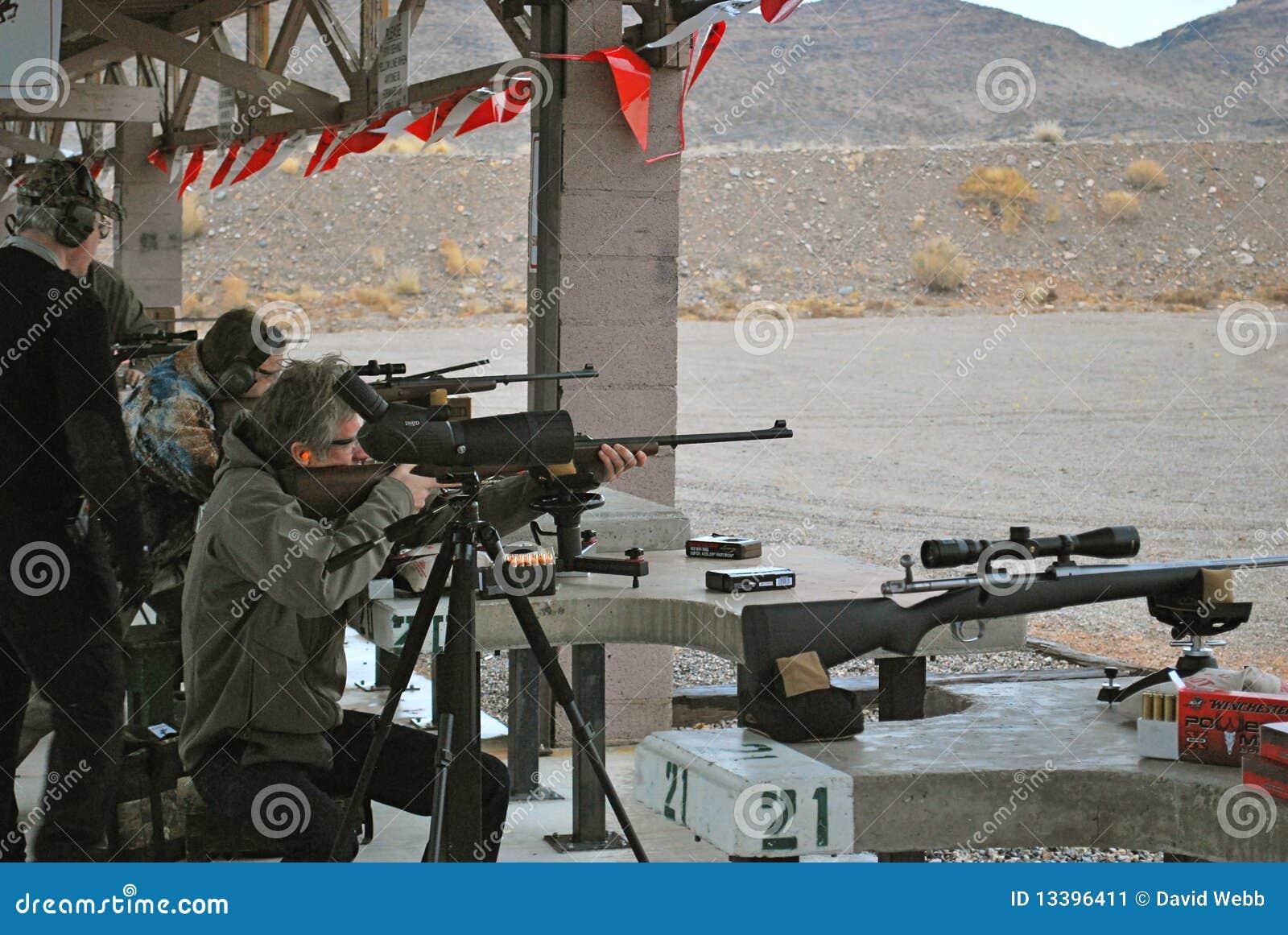 Download Shooting At SHOT Show Las Vegas Editorial Photo - Image of range, laws: 13396411