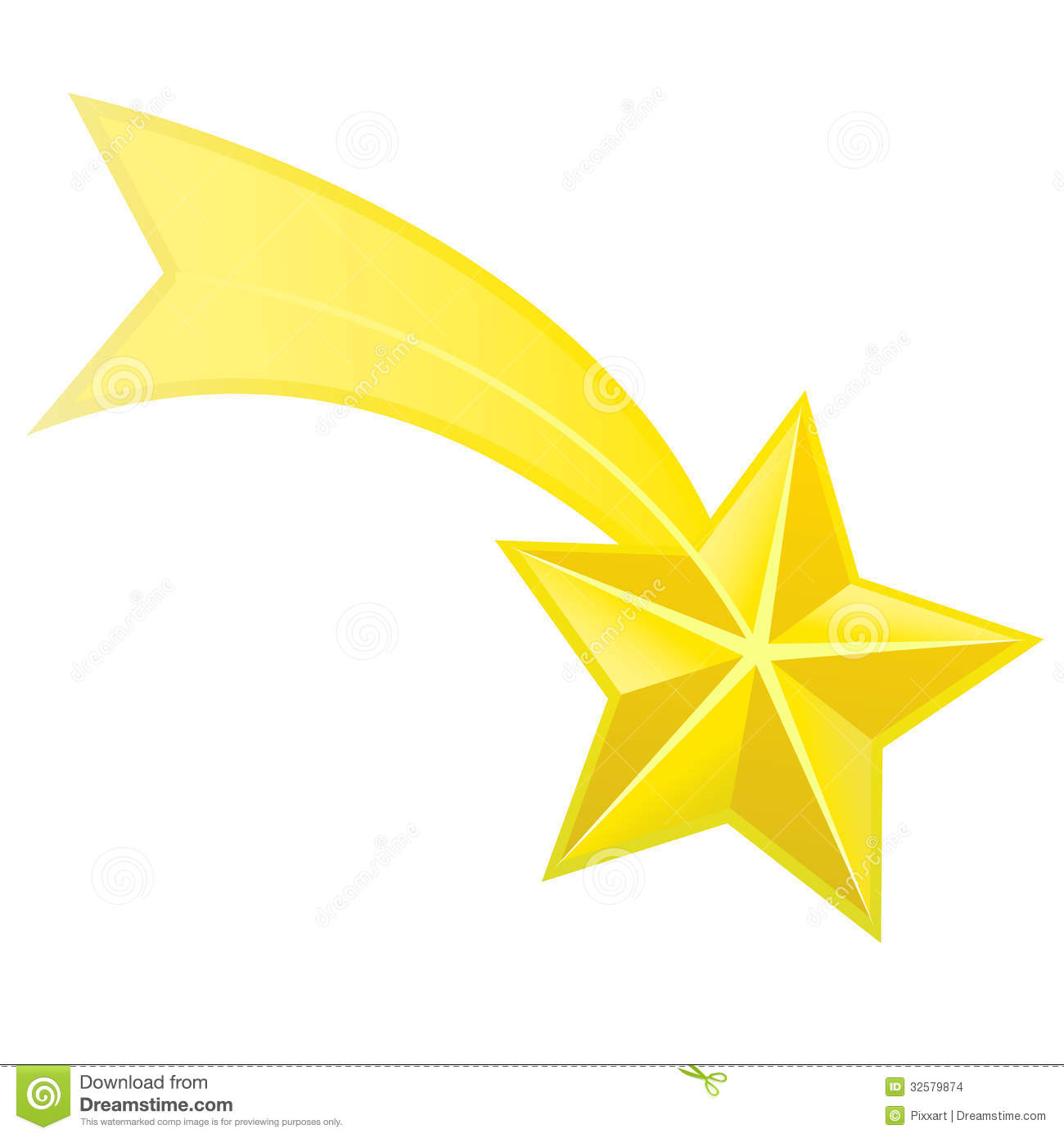 Shooting Star Stock Images - Image: 32579874