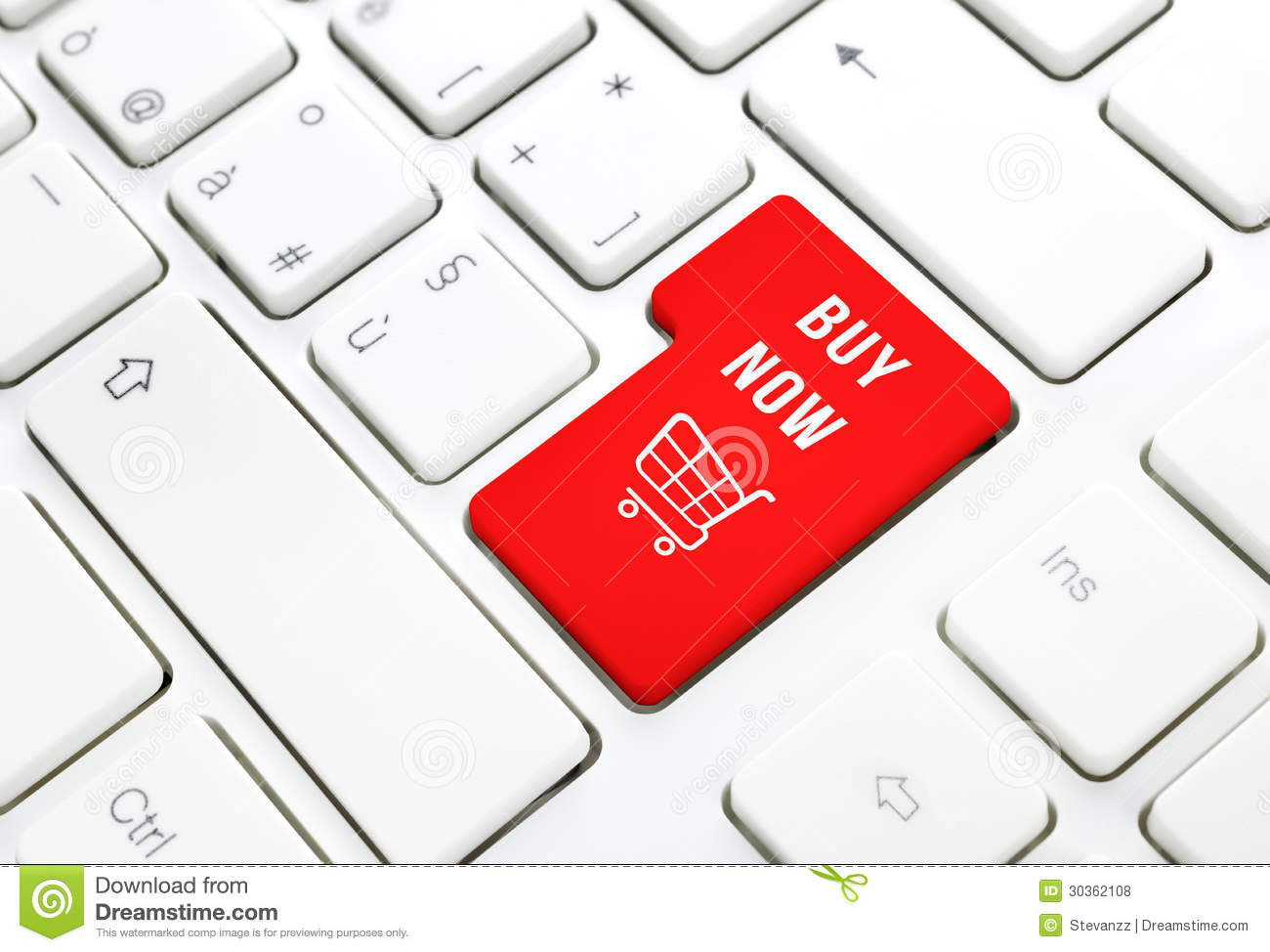 Shop buy now business concept red shopping cart button or for Where to buy photography
