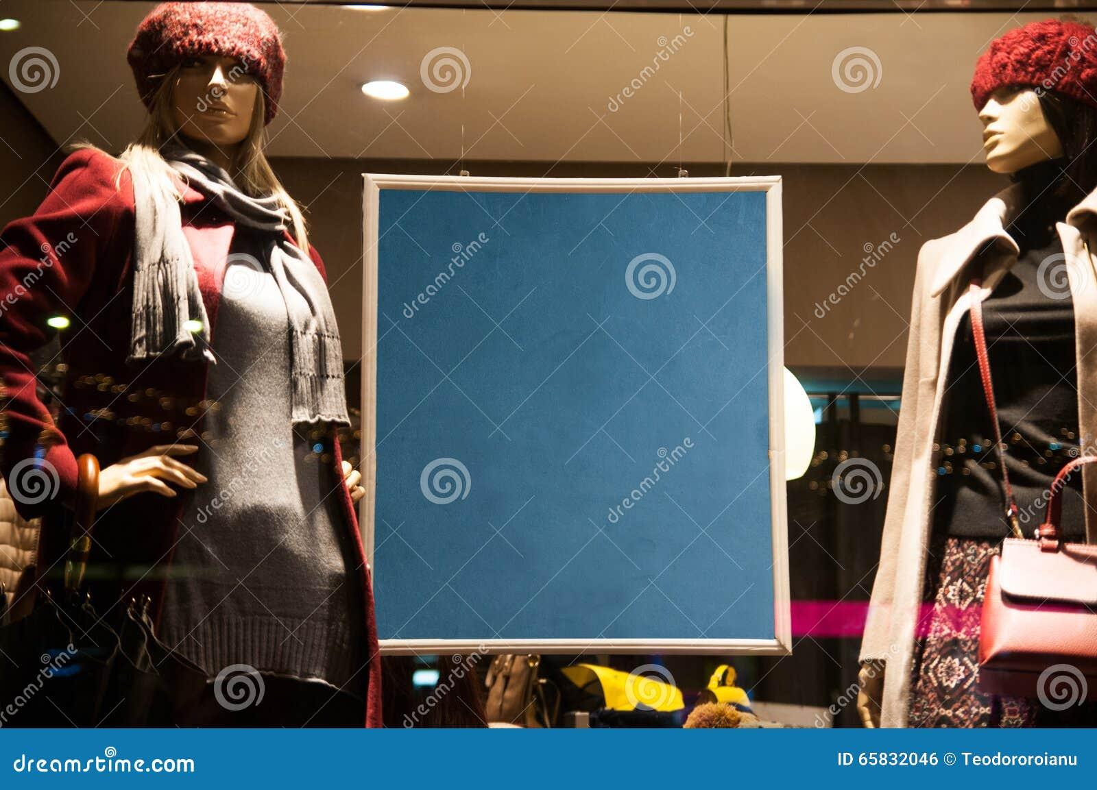 Shop sales blackboard