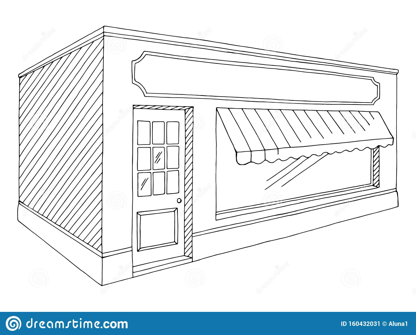 Exterior Restaurant Sketch Stock Illustrations 832 Exterior Restaurant Sketch Stock Illustrations Vectors Clipart Dreamstime